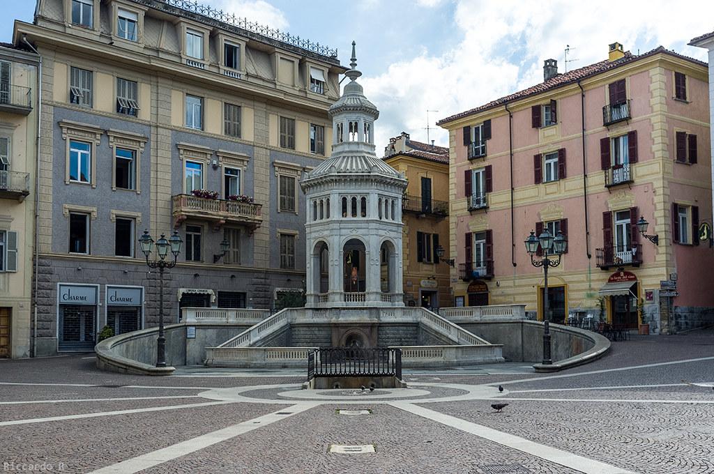 Piazza della Bollente - Acqui Terme...
