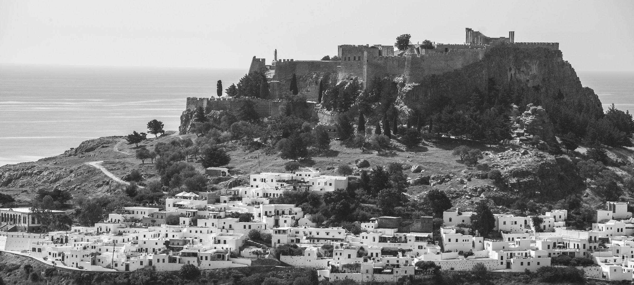 Acropolis of Lindos...