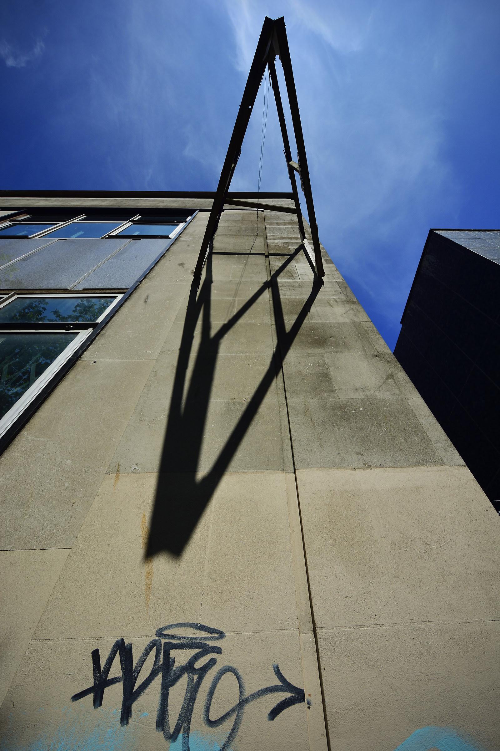 Wonderful Bristol Dereliction: Why Shadows Can Be Vital...