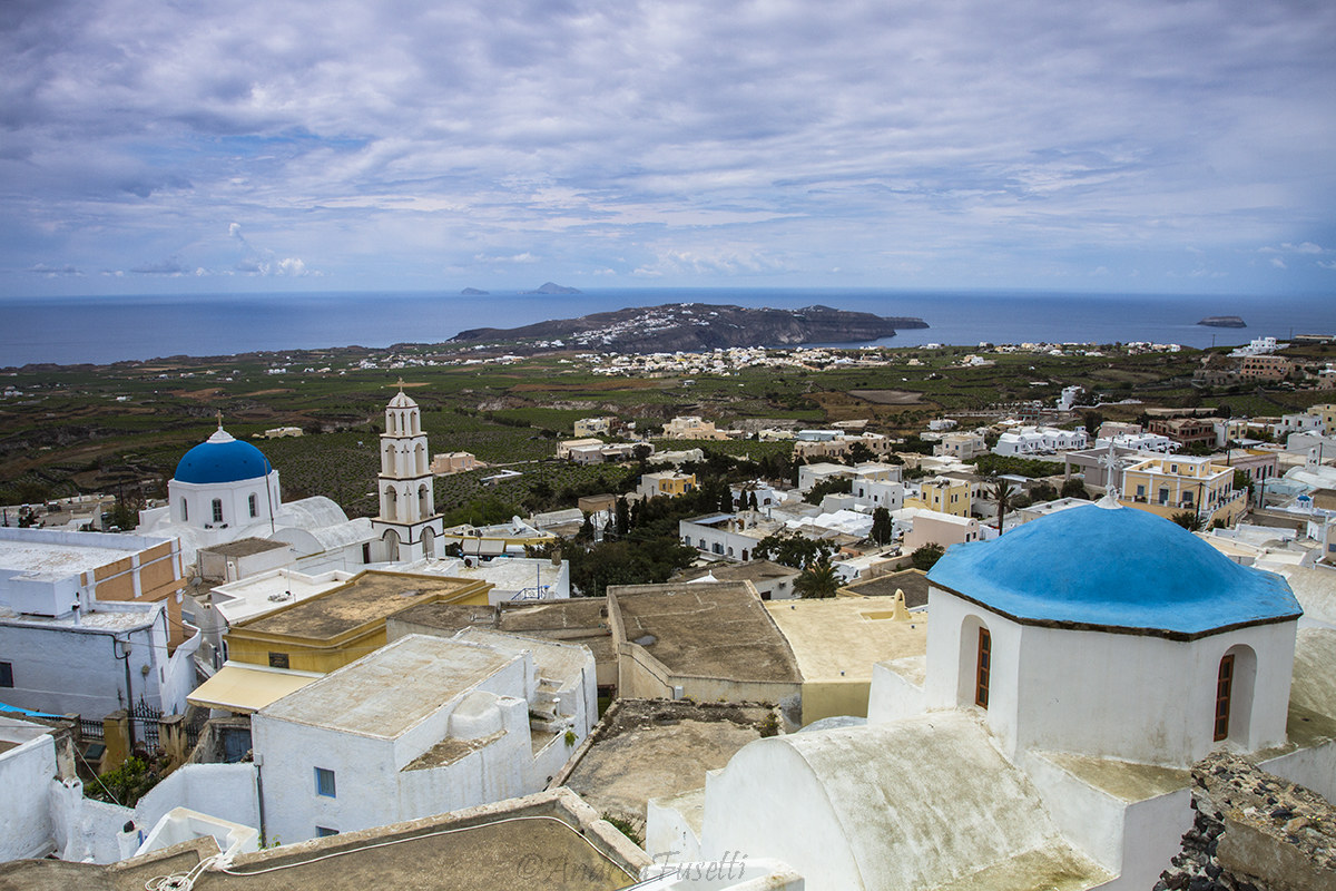 Pyrgos Santorini...