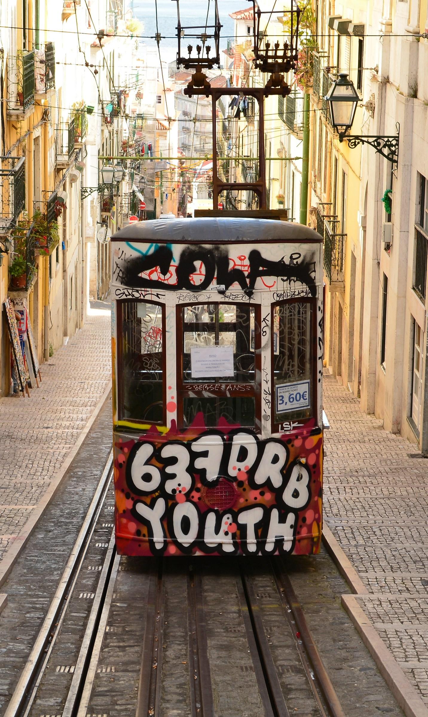 Tram colors 2...