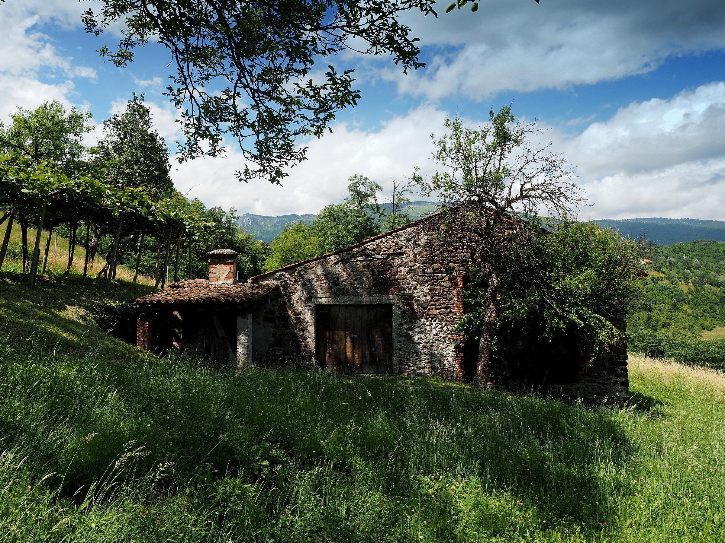 Bregonze hills of ......
