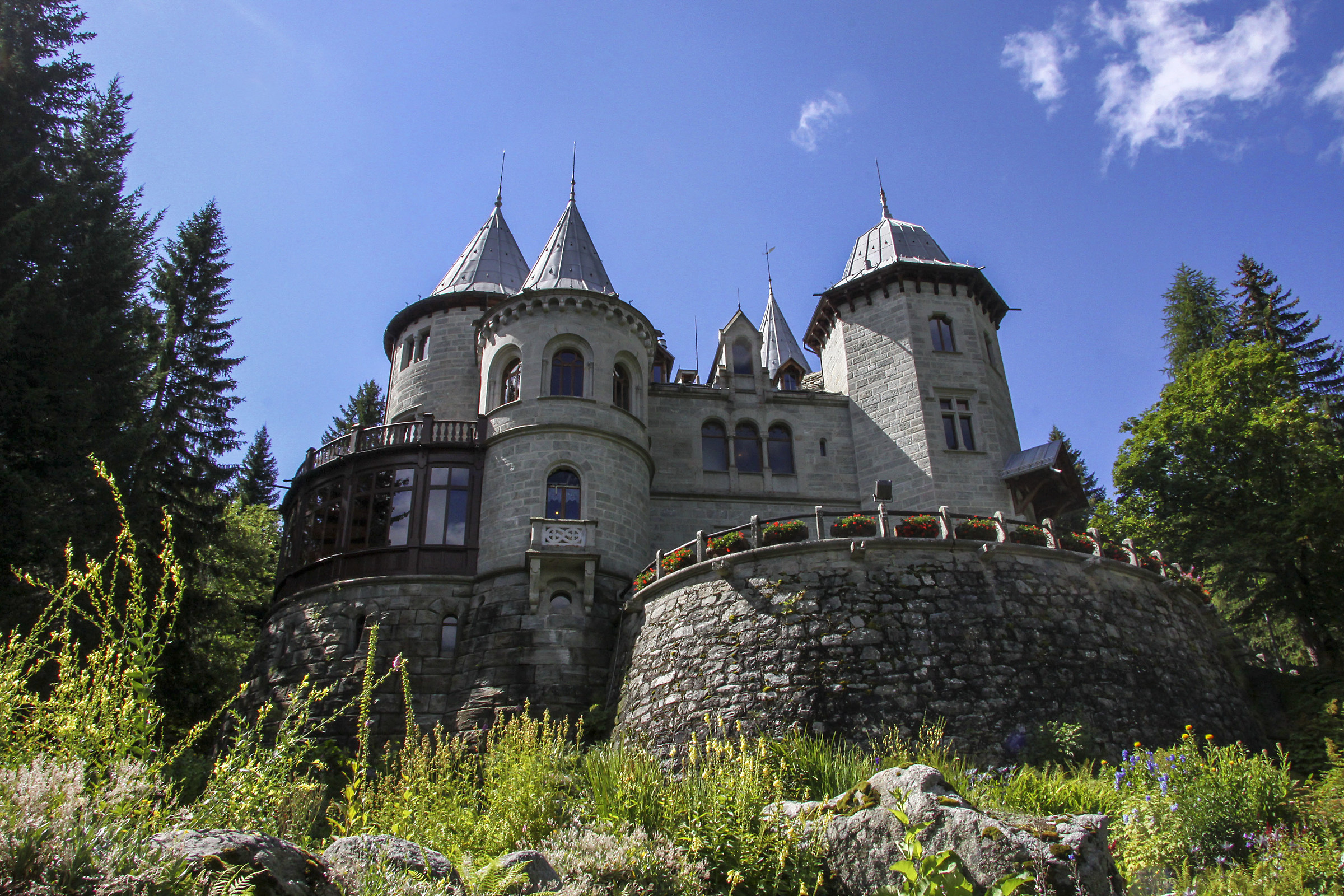 Castle Svoia, Gressoney...