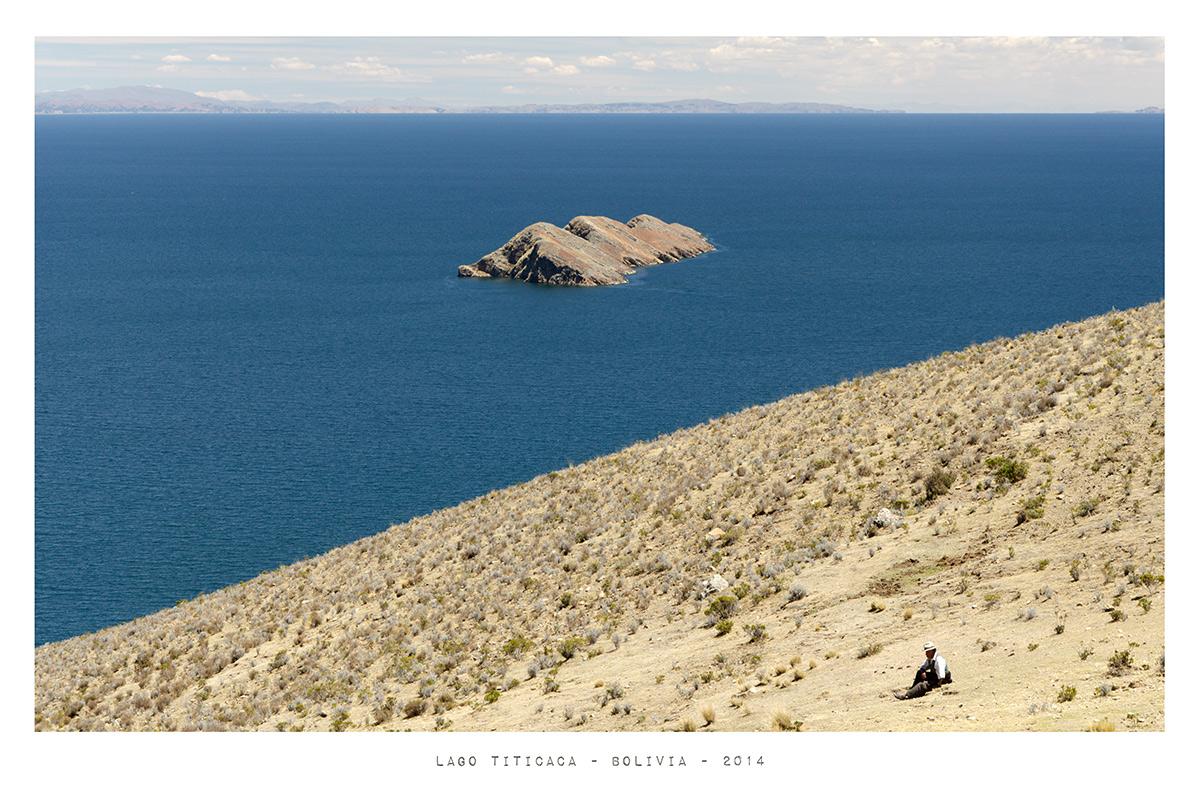 Lago Titicaca - Bolivia...