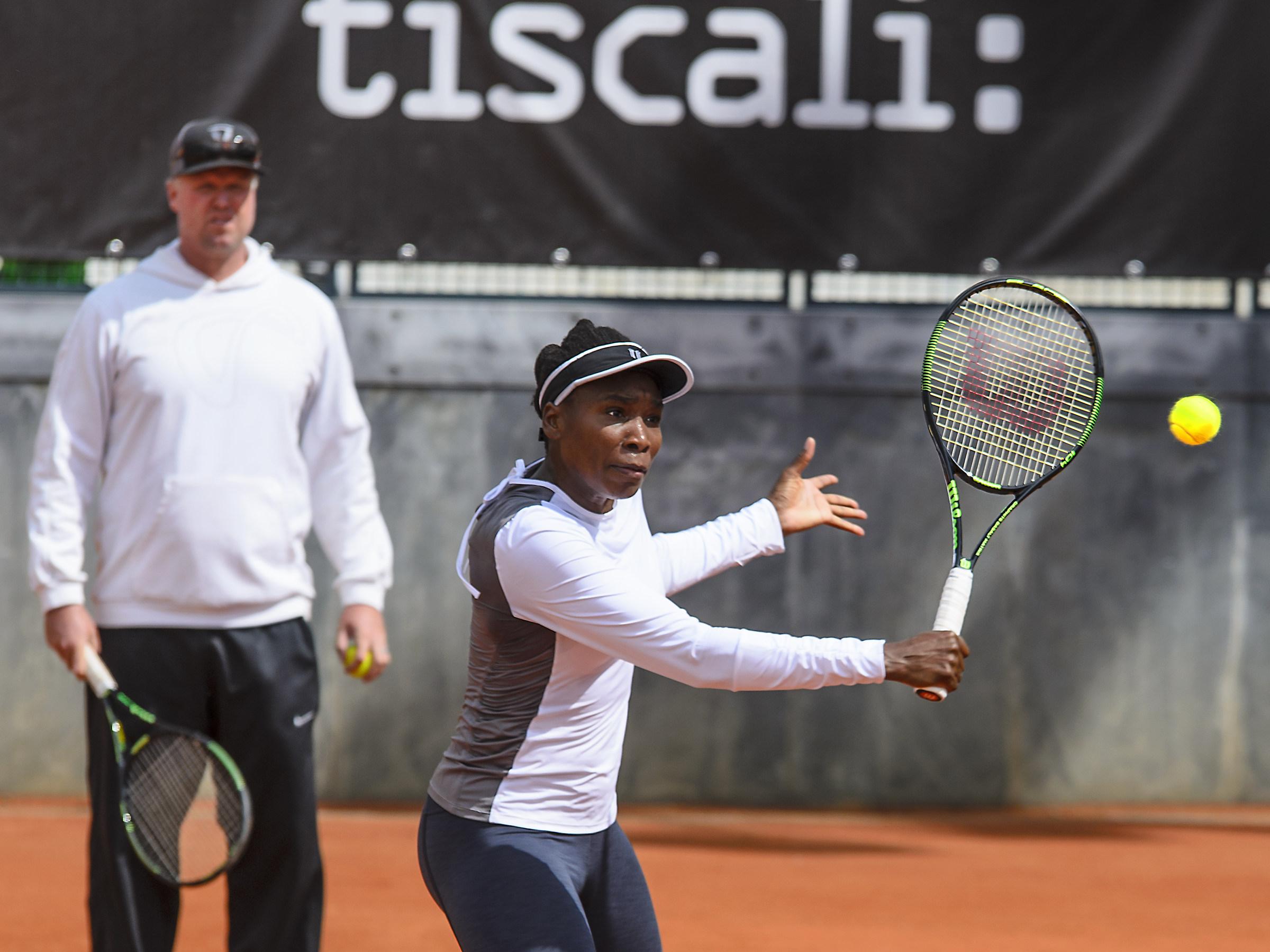 Venus Williams...