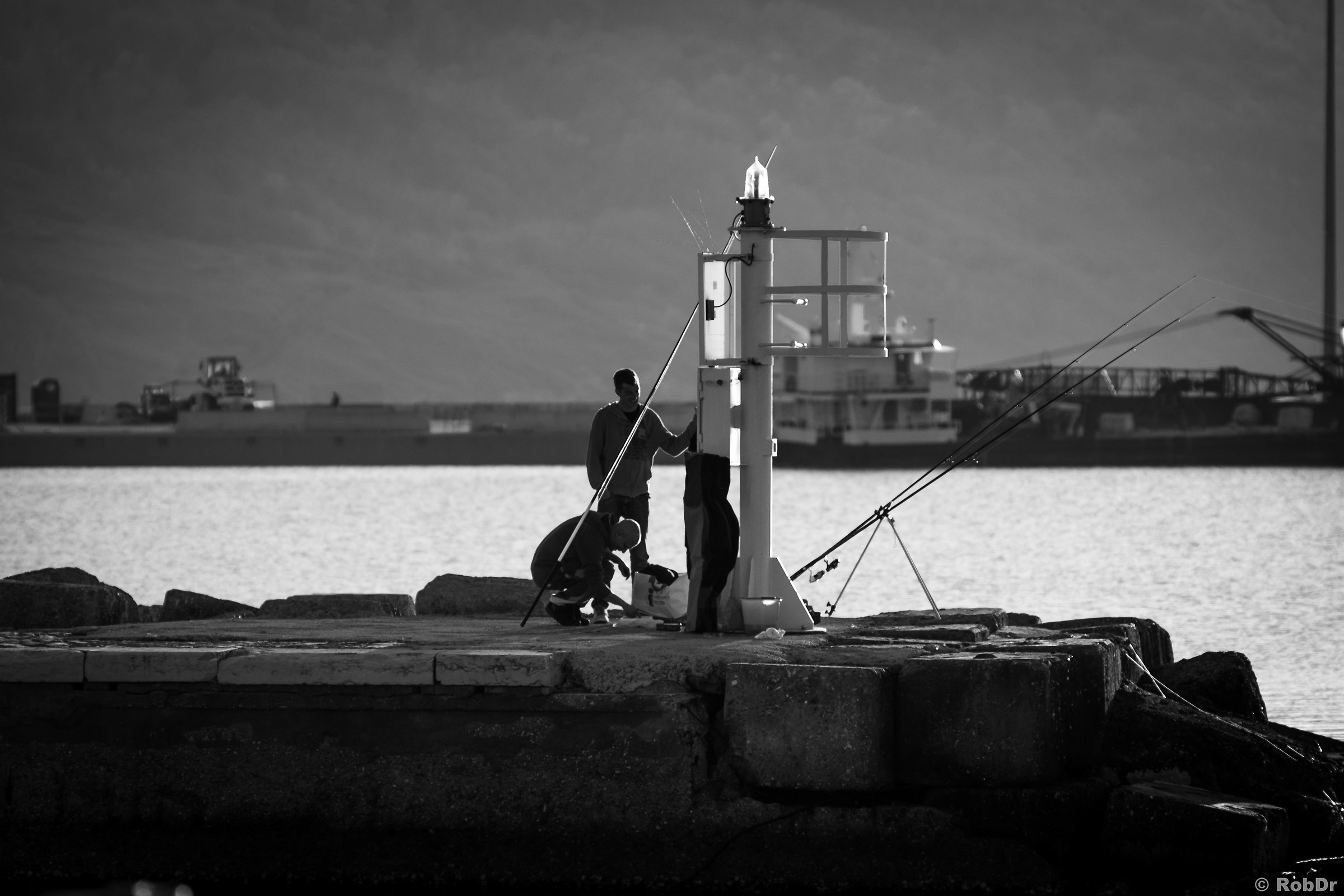 fishermen ......
