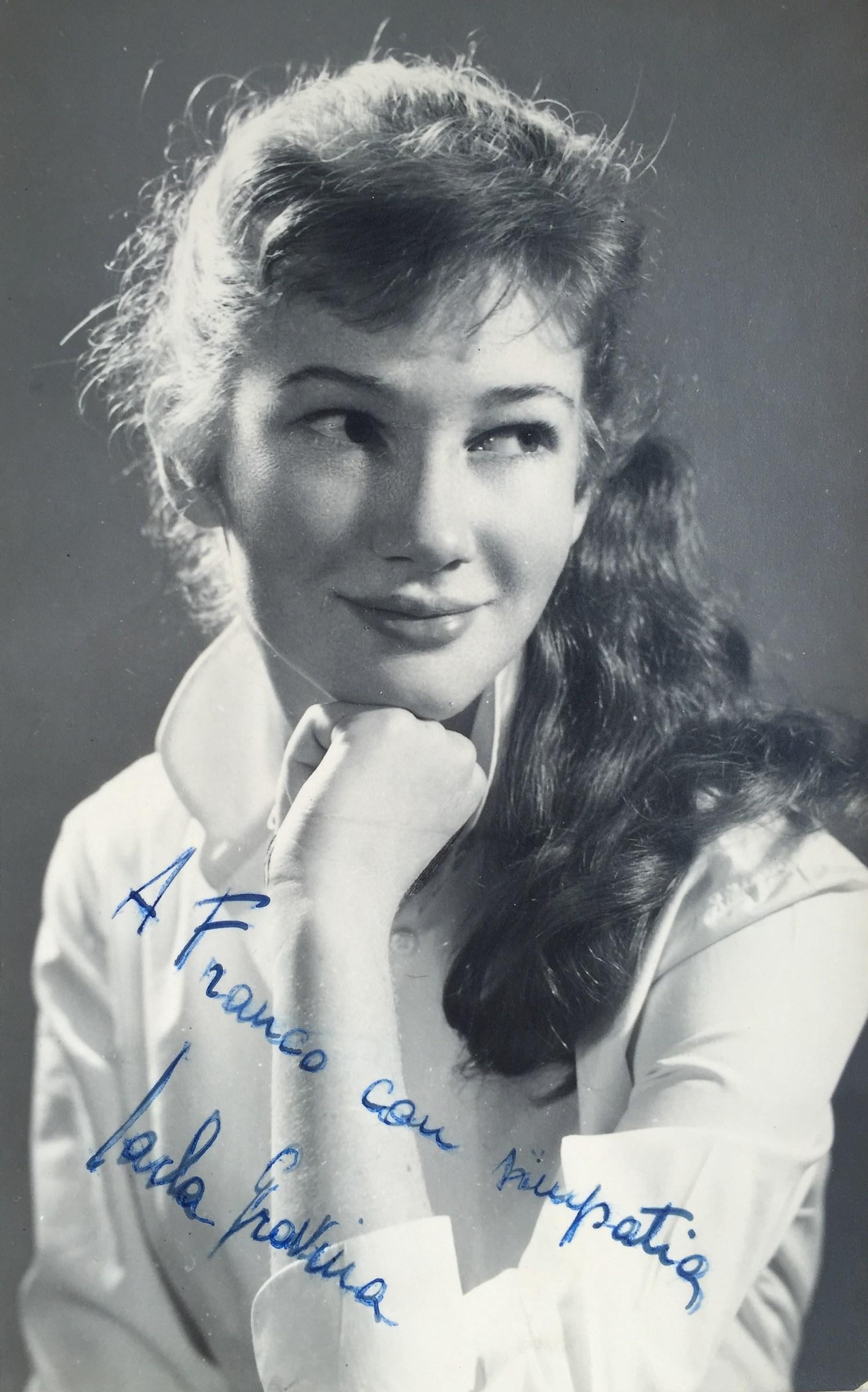 Carla Gravina
