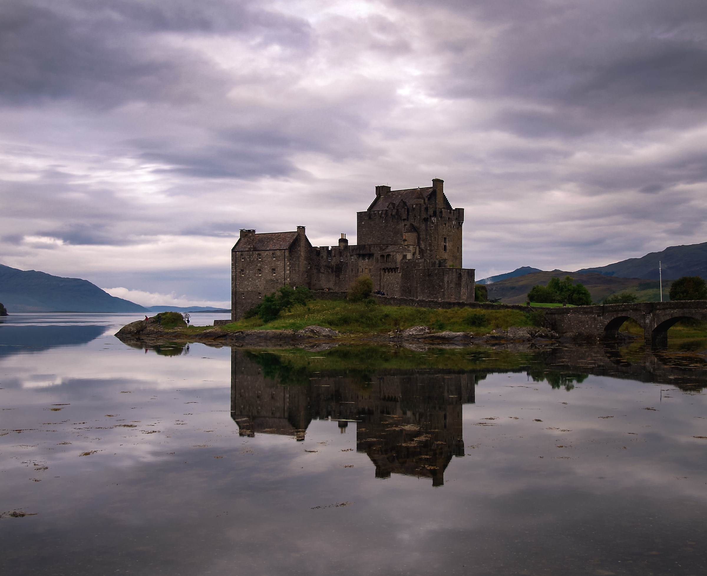 Scottish castles...