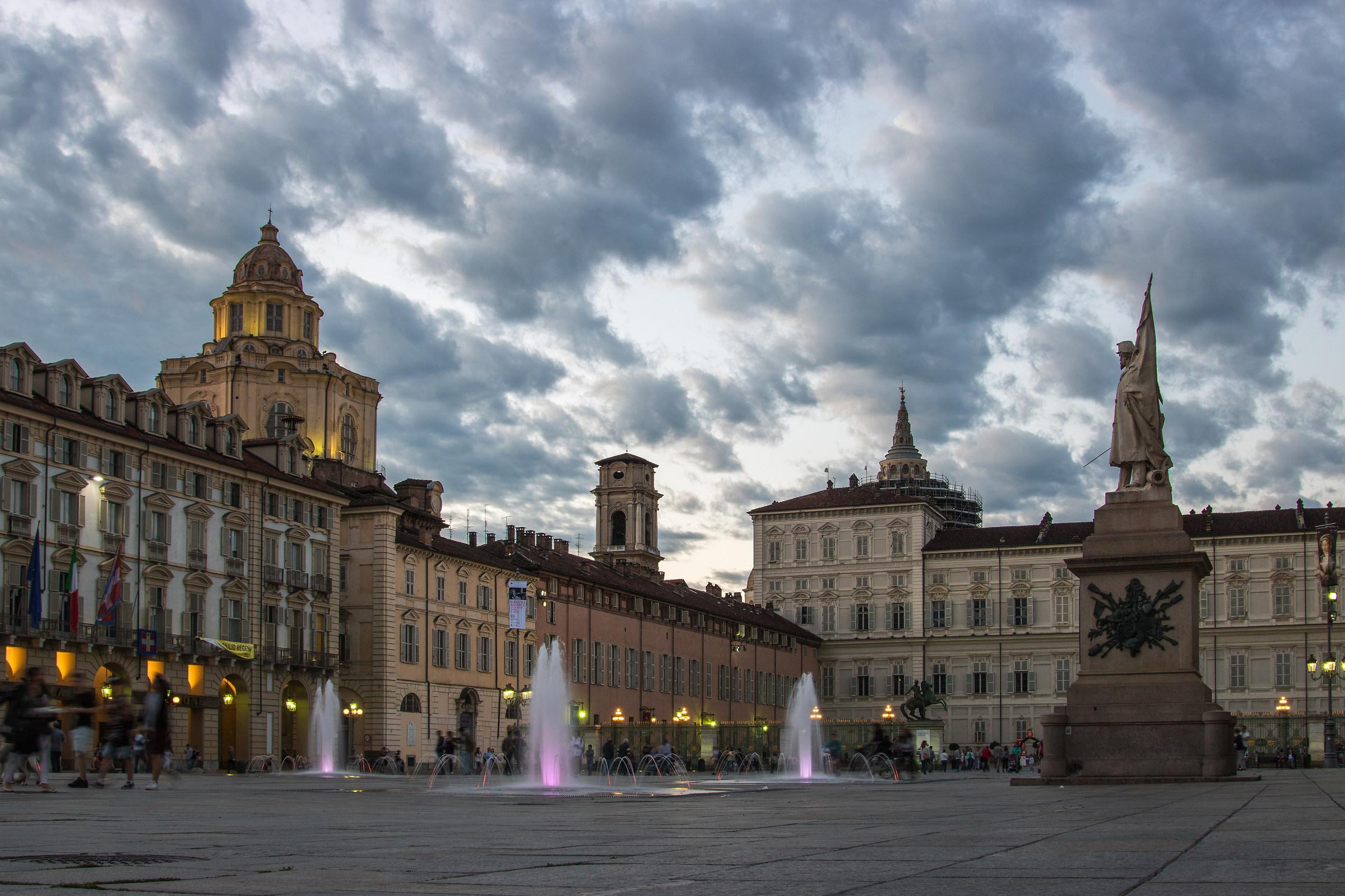 Torino...