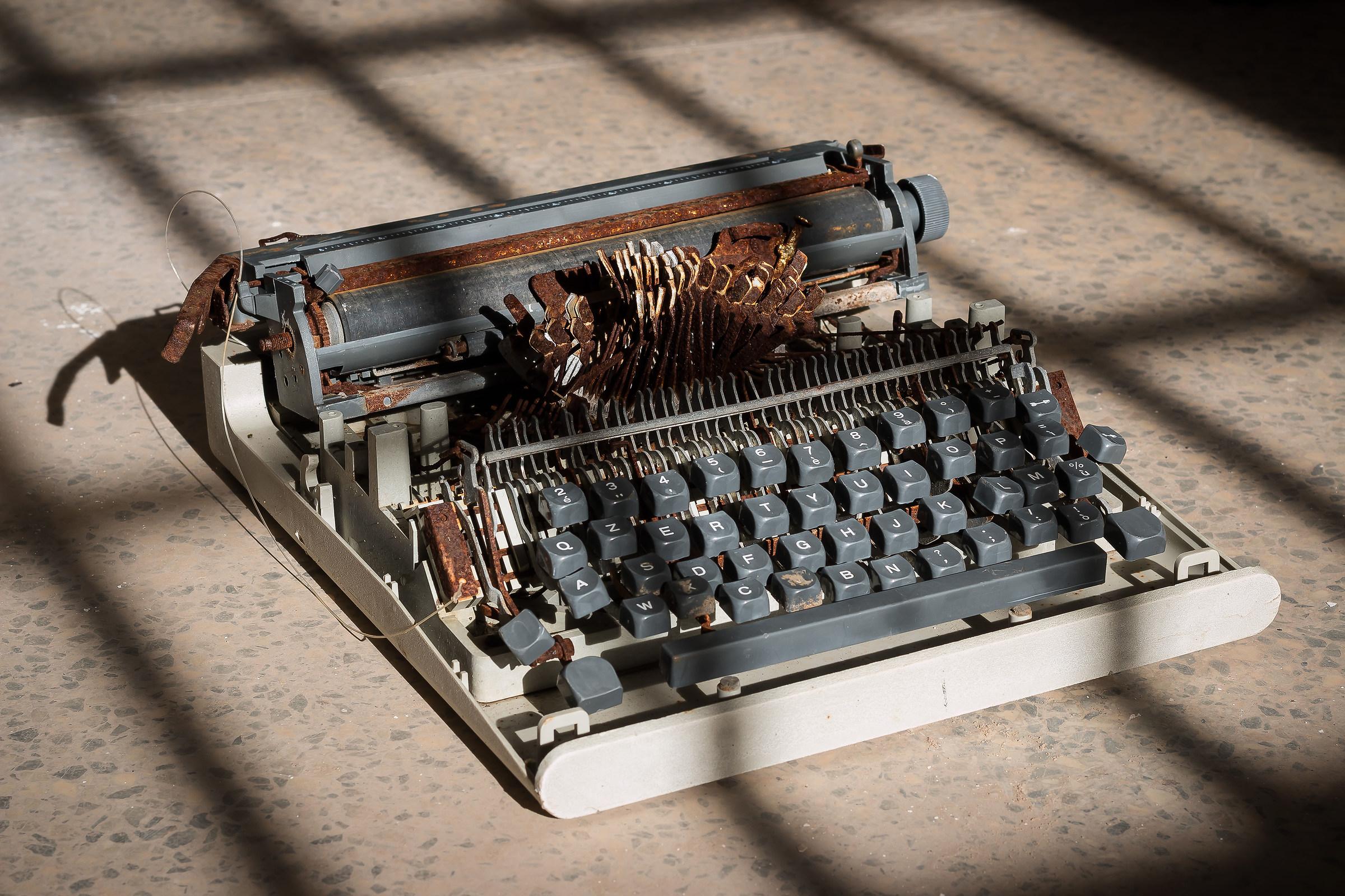 secret writing...