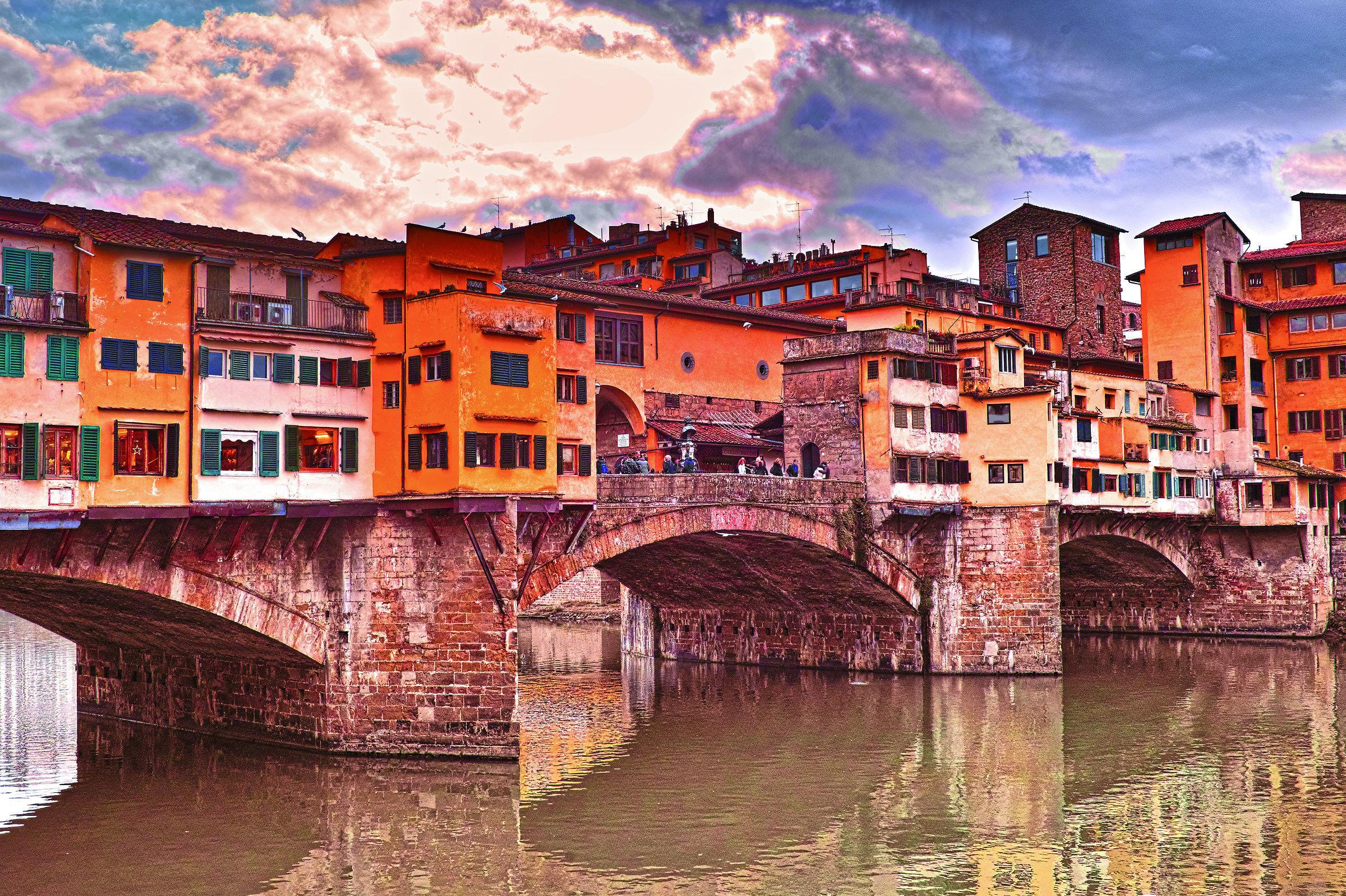 old bridge ... again...