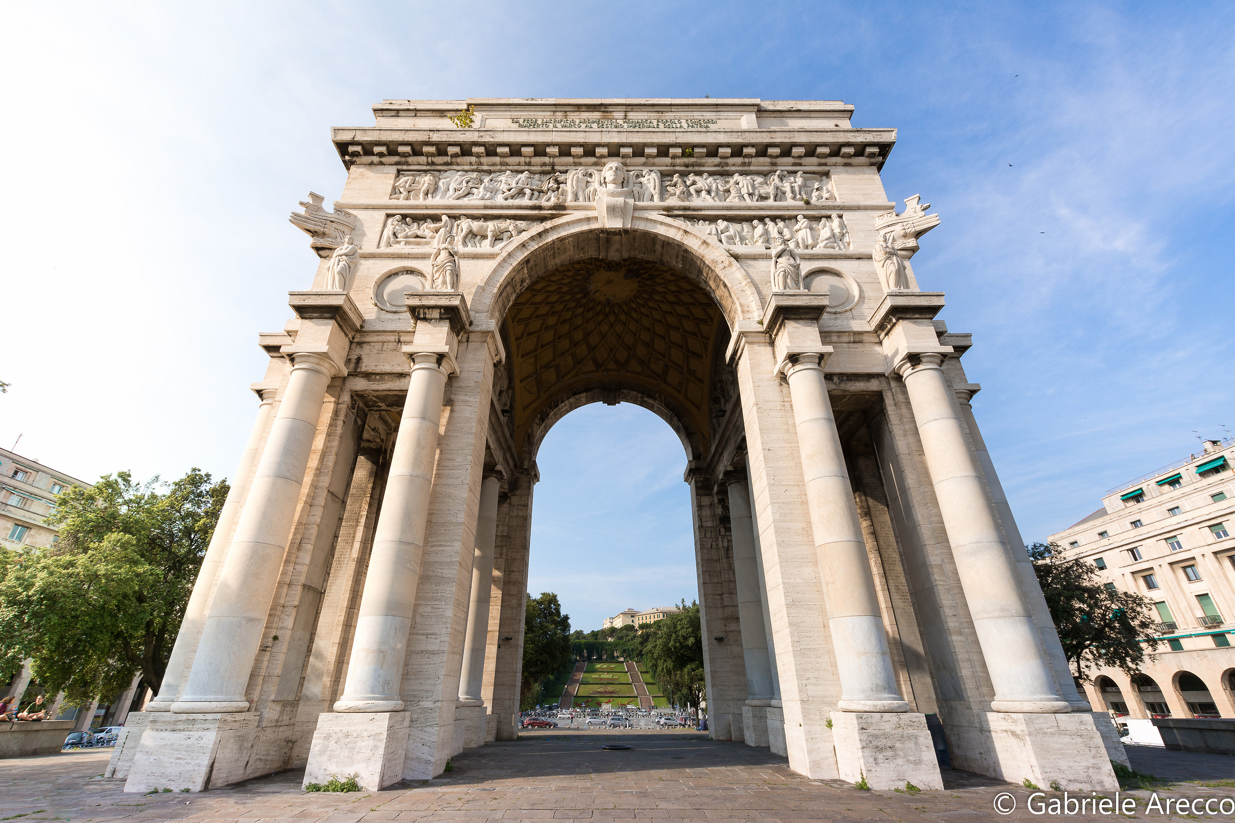 Victory Arch...