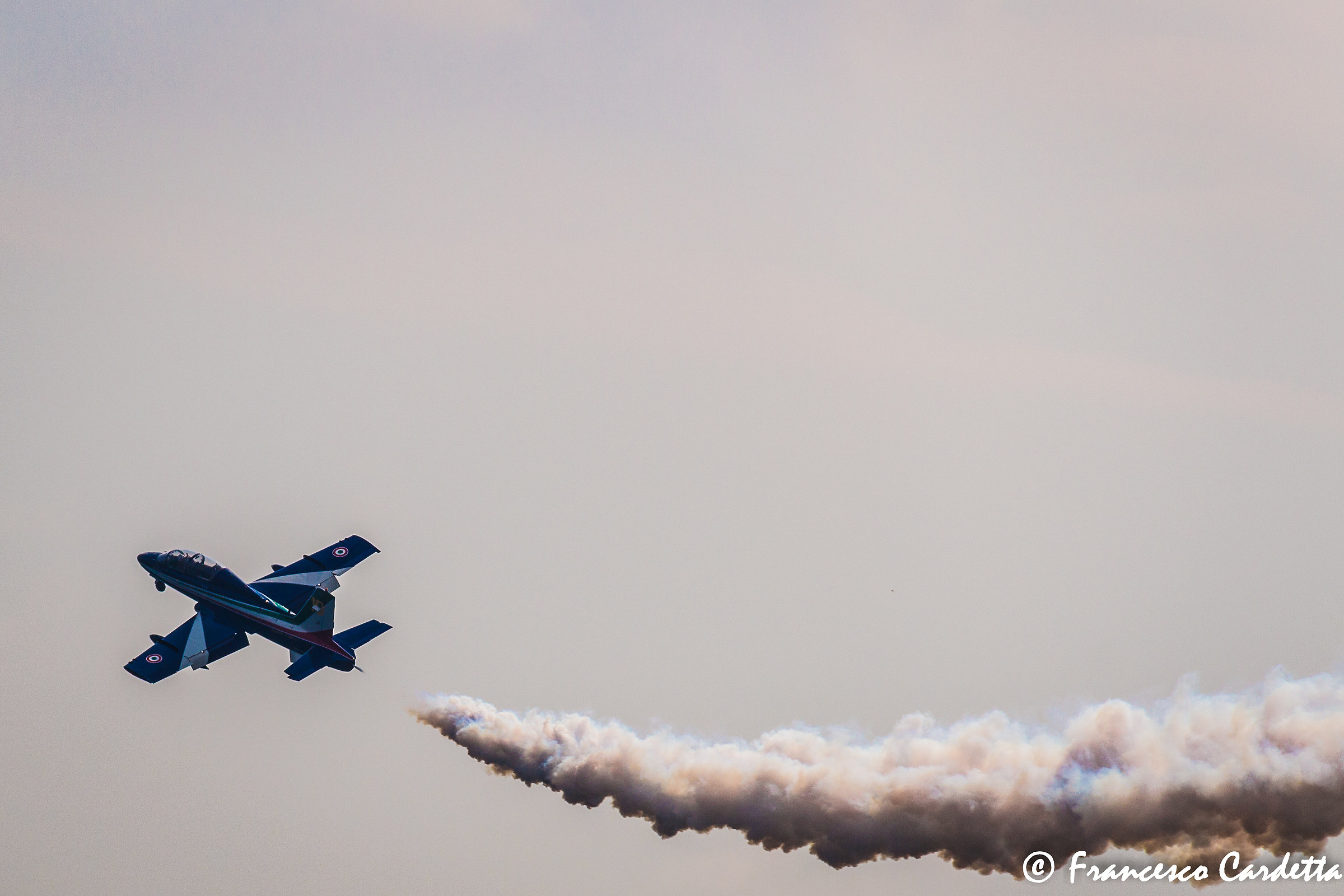 Arona Air-show Frecce Tricolore 07/01/16 (test)...