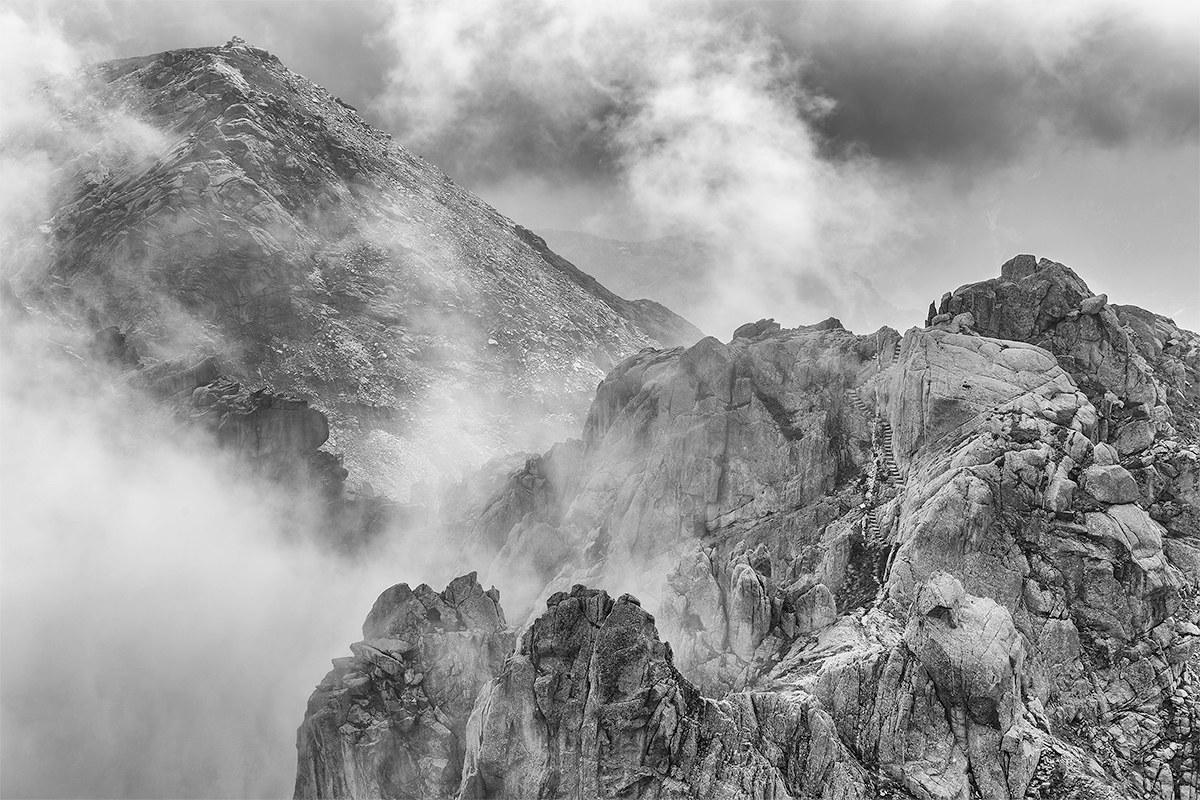Cresta del Frate, the Great War Trails...