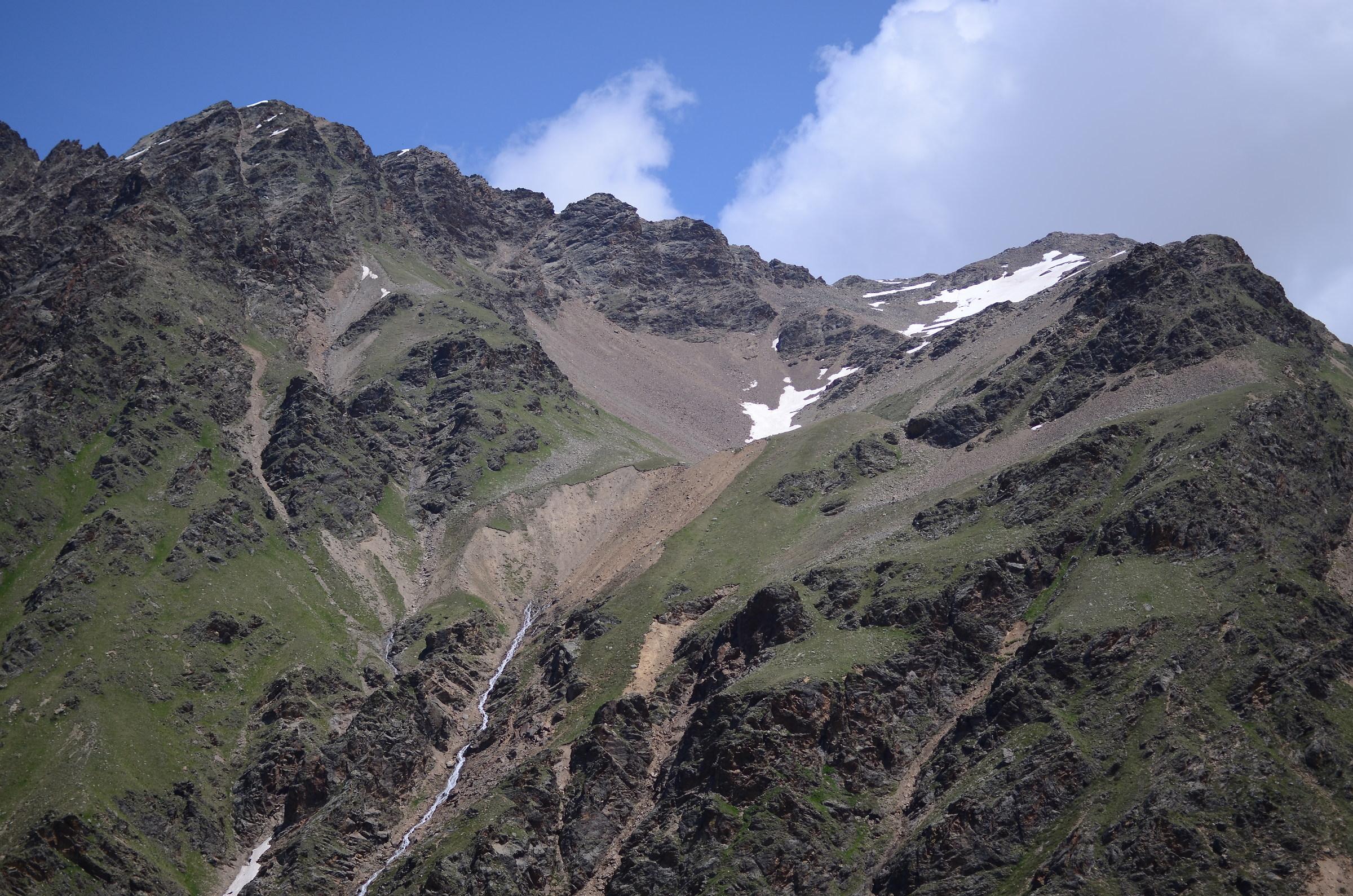 Stelvio National Park...