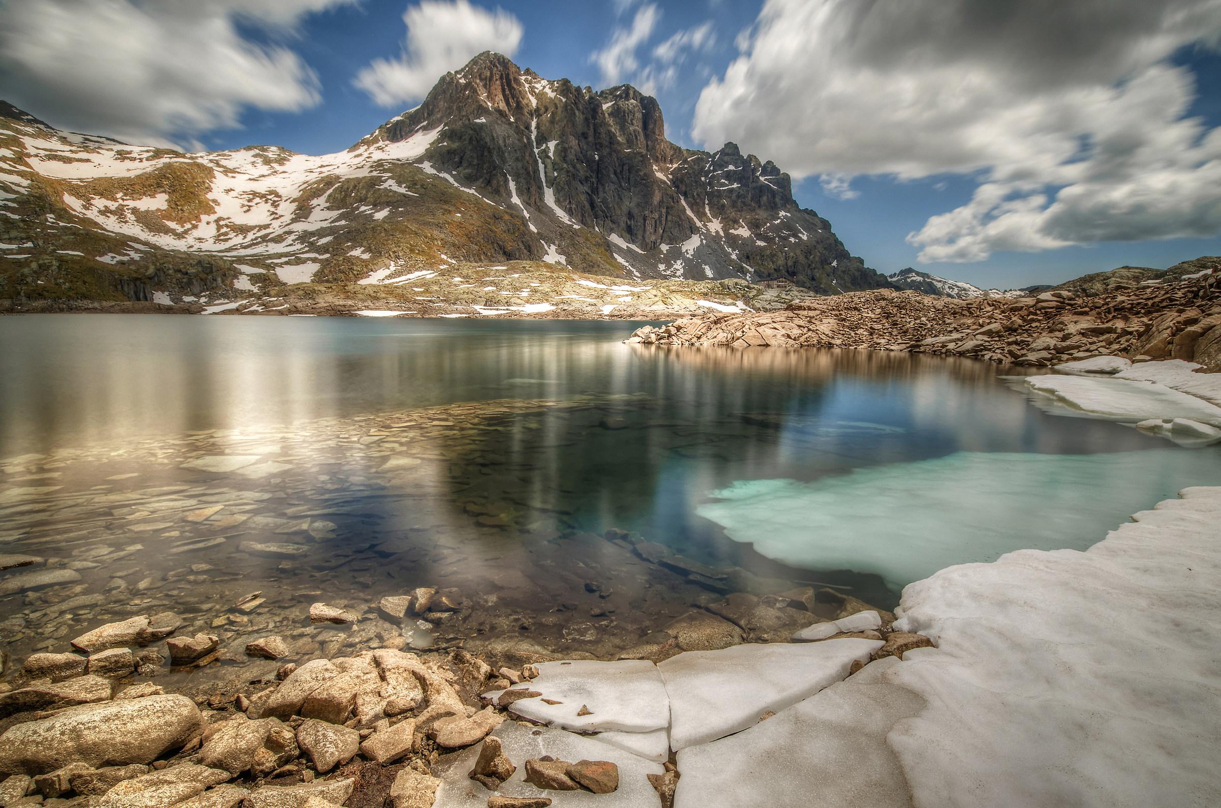 Lago della Vacca...
