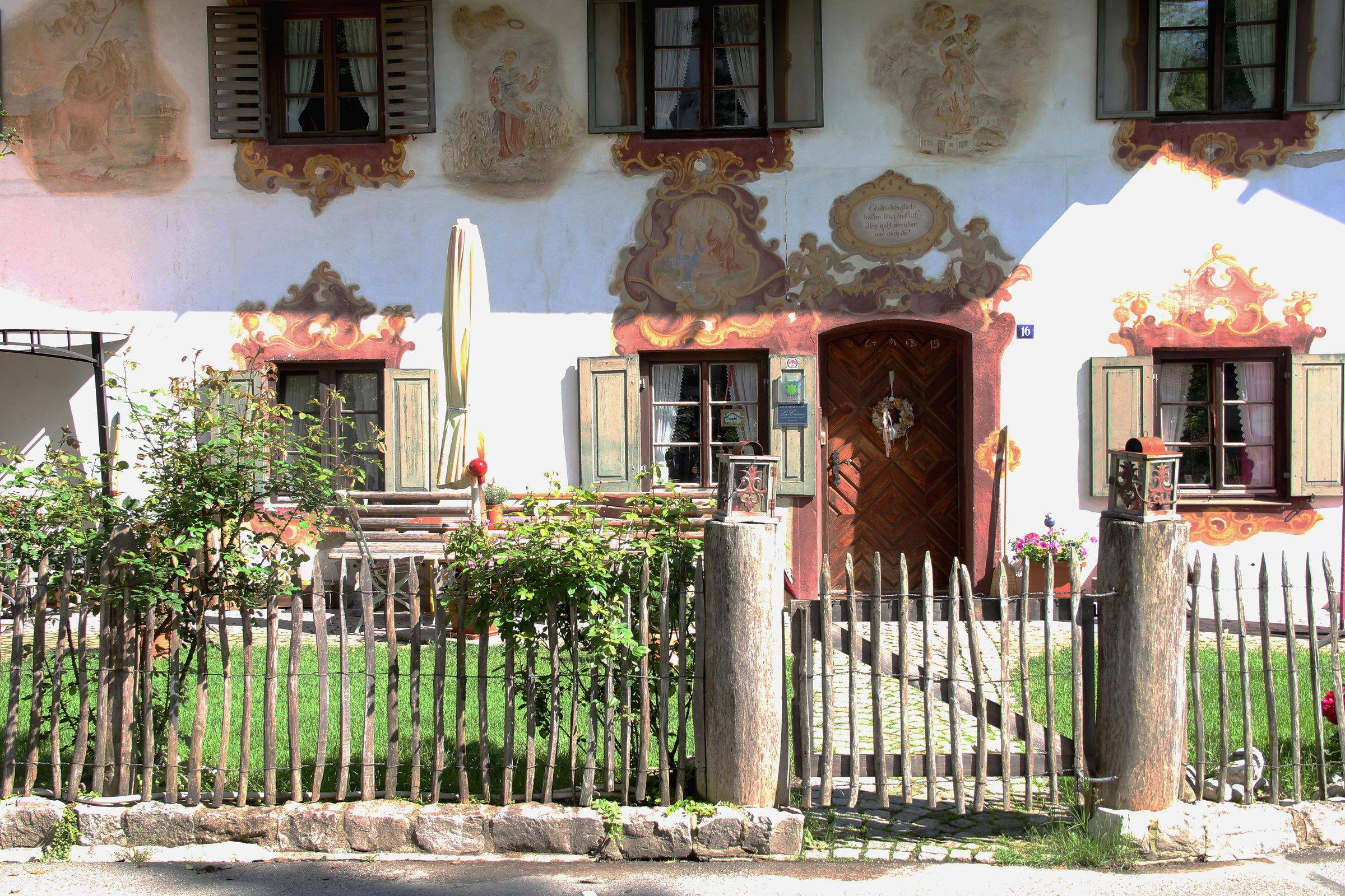 Germany - Oberammergau...
