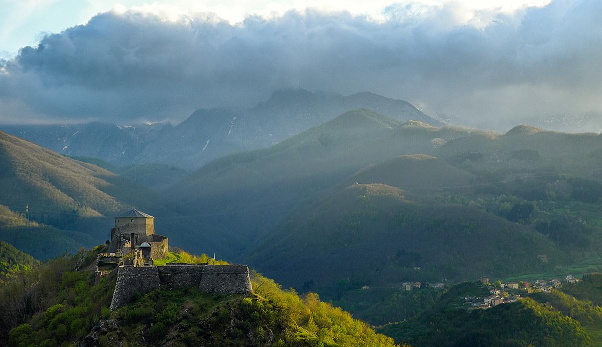 Fortress Verrucole...