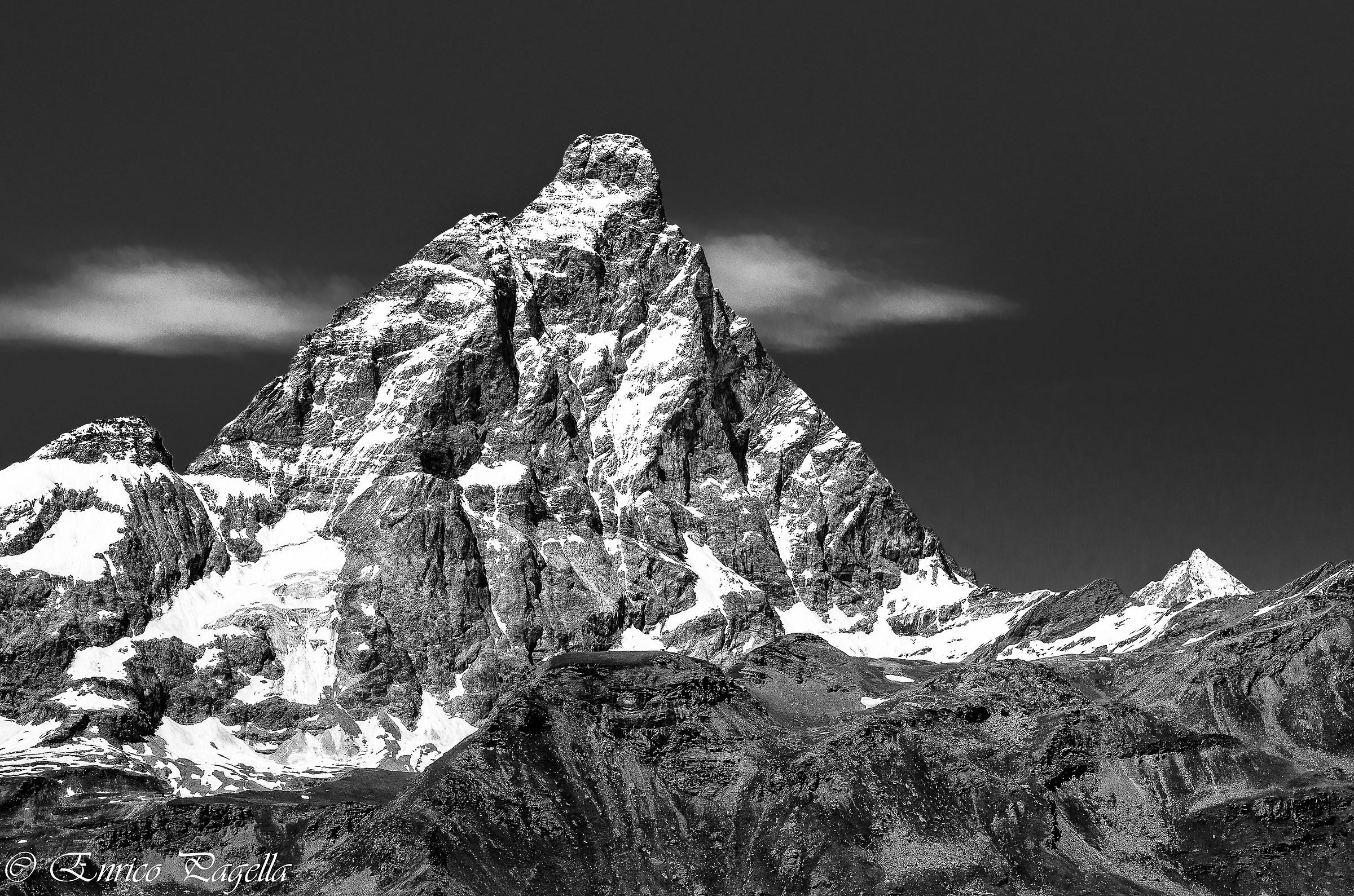 """Gentlemen the """"Mountain""""..."""