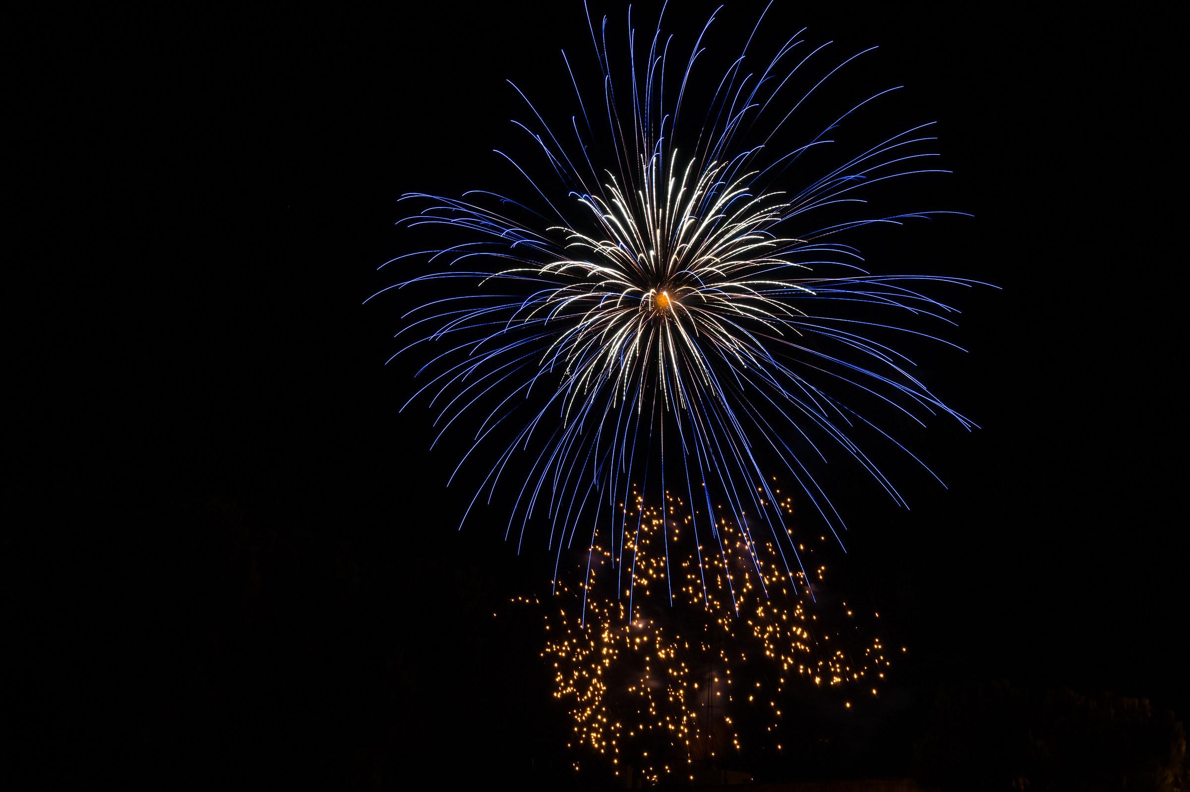 Fireworks 07/16/2016...