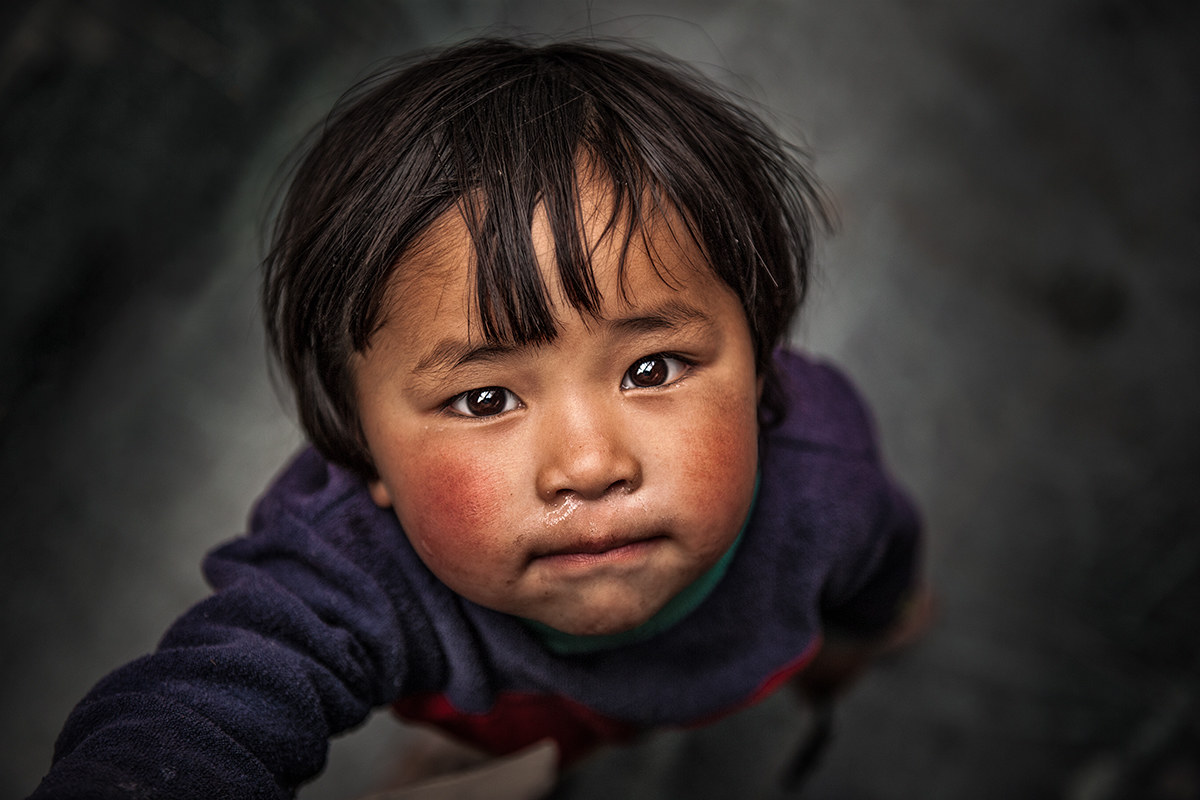 World Portrait - Bhutan...