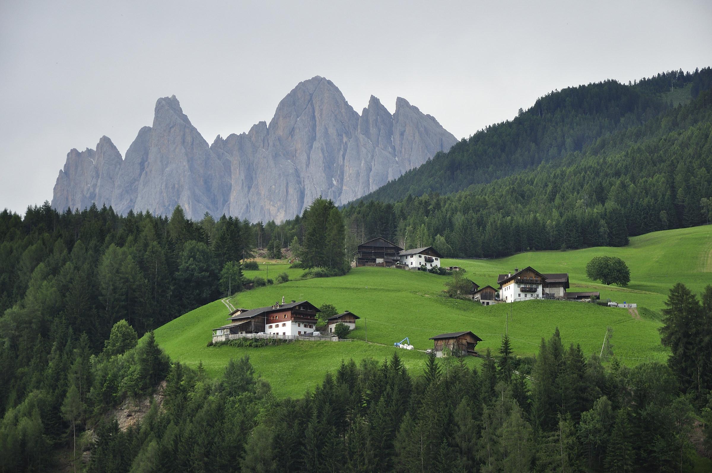Alto Adige Funes...
