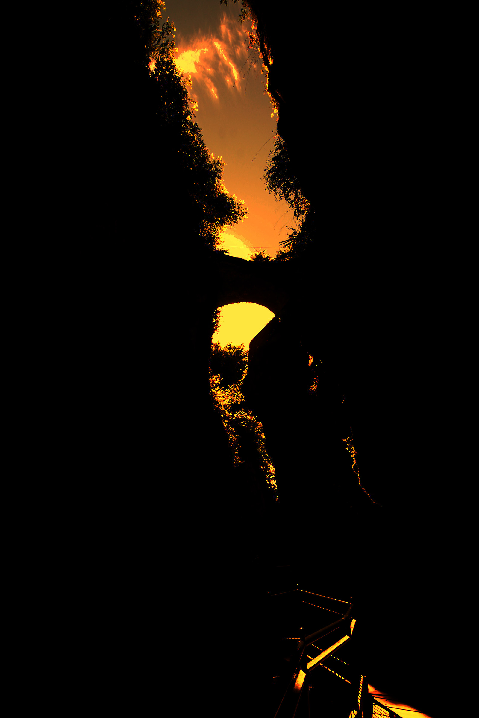 Ravine of Bellano...