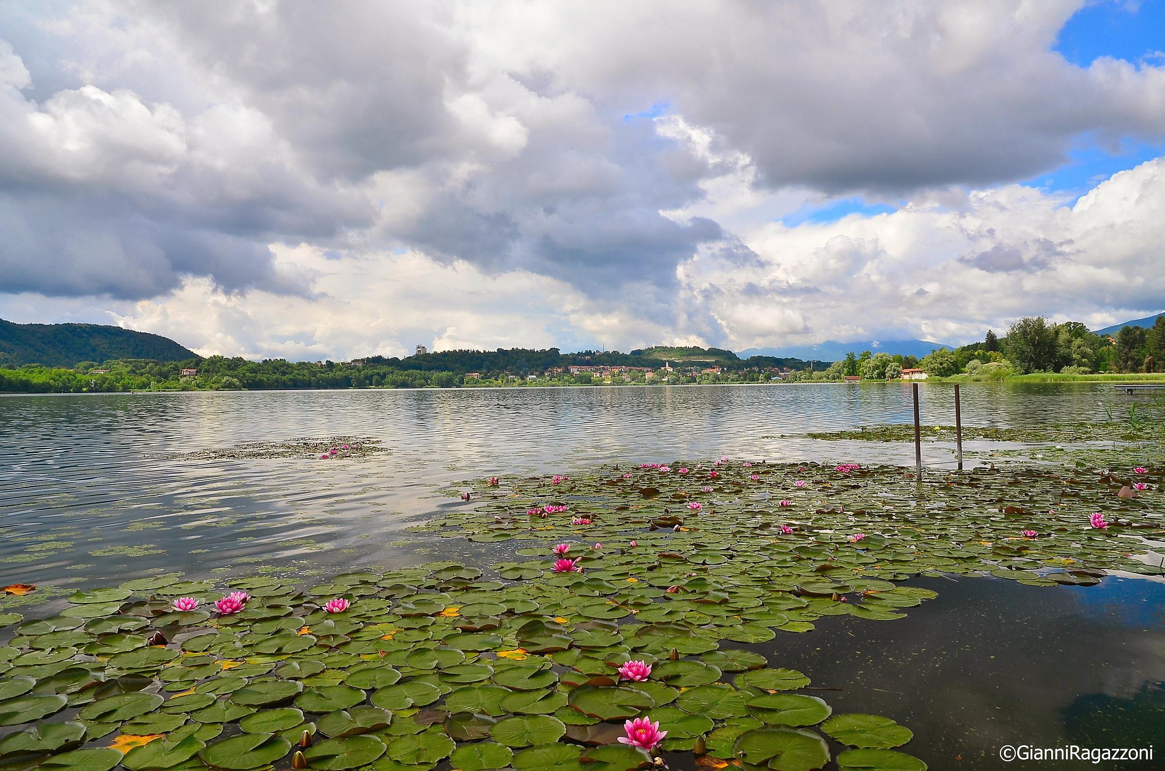Lago di Comabbio...