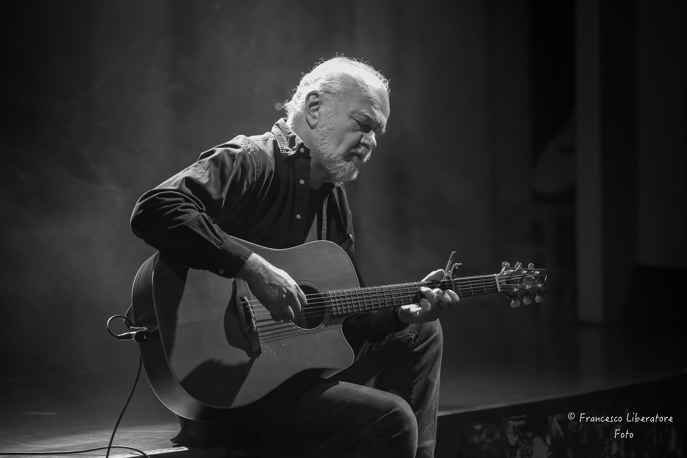 Guitar and memories ......