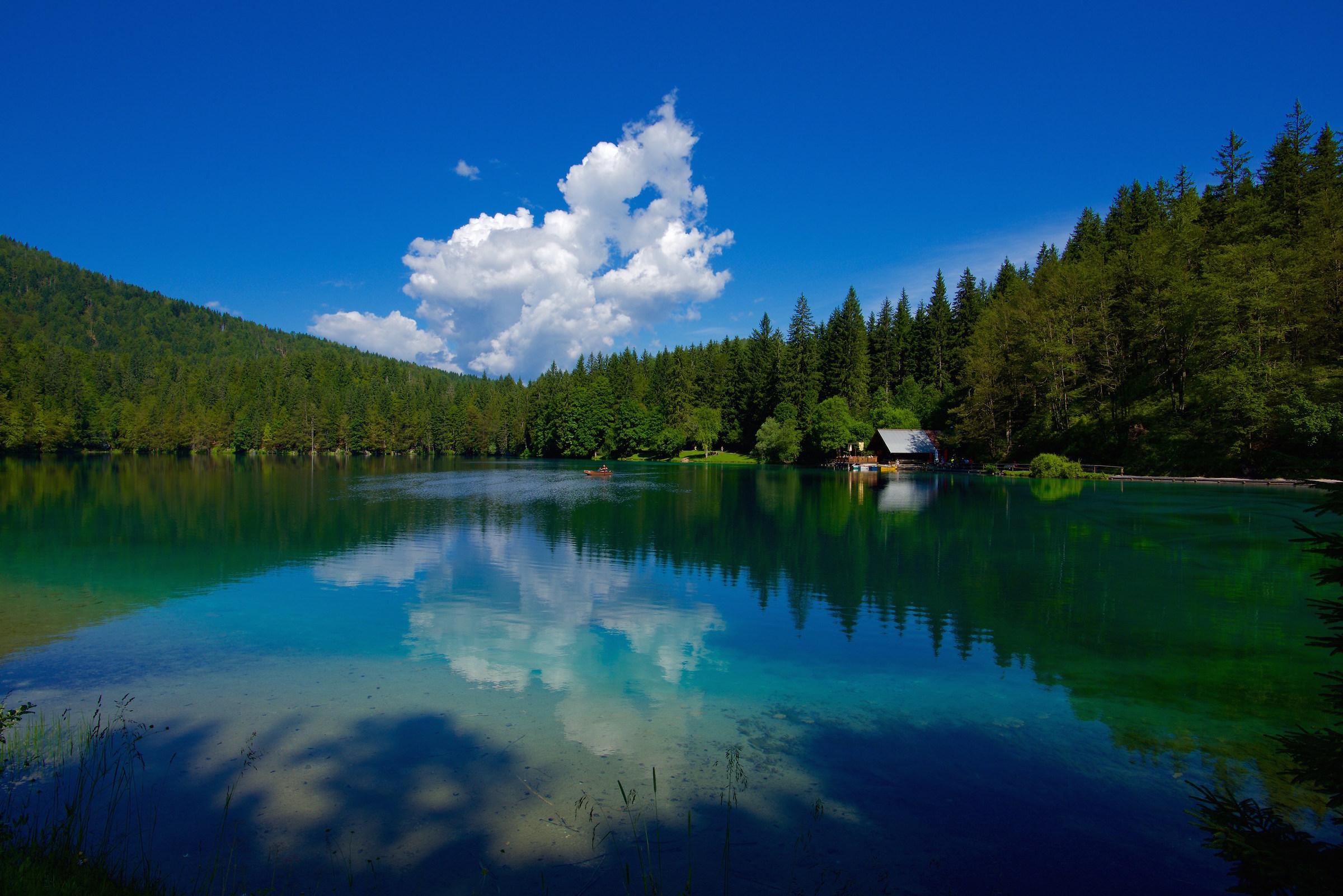 Lago di Fusine Tarvisio...