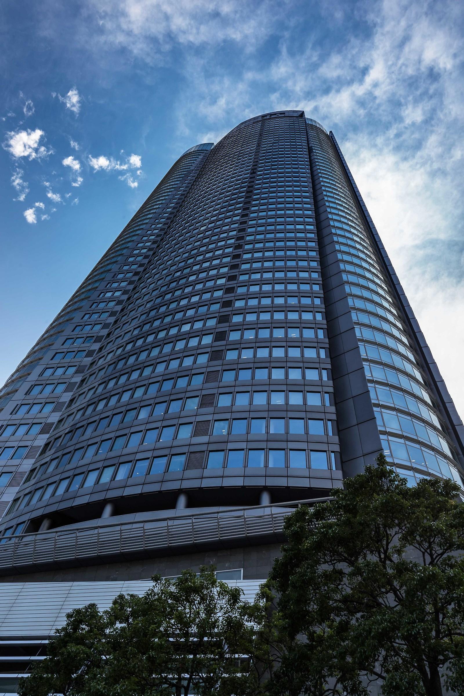 Mori Tower (Roppongi - Tokyo)...