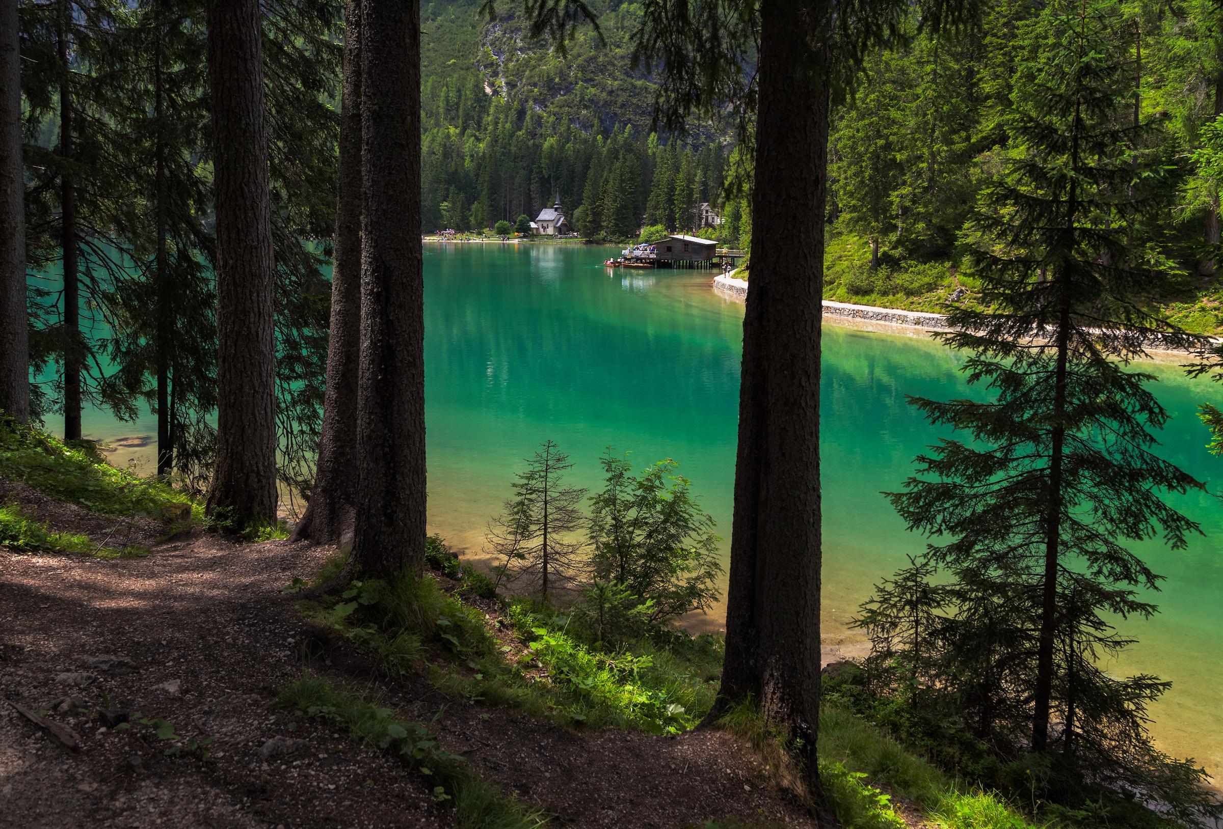 i colori del lago...