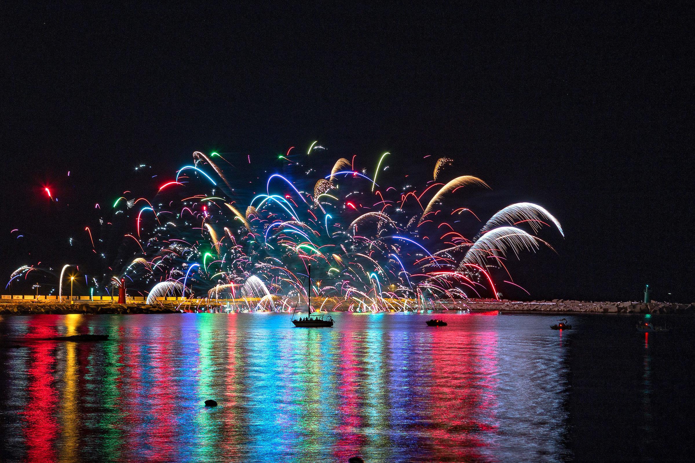 Trani 2016 Fireworks 1...