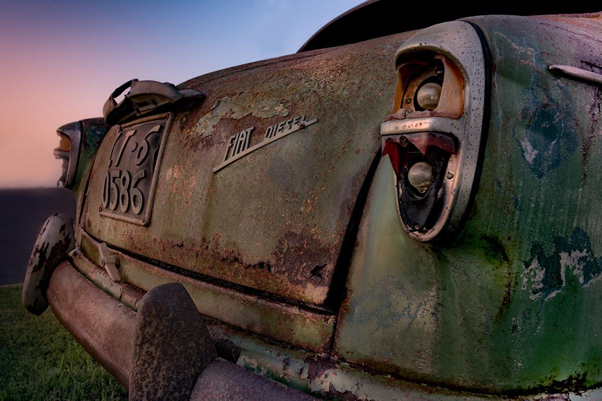 rust inside...