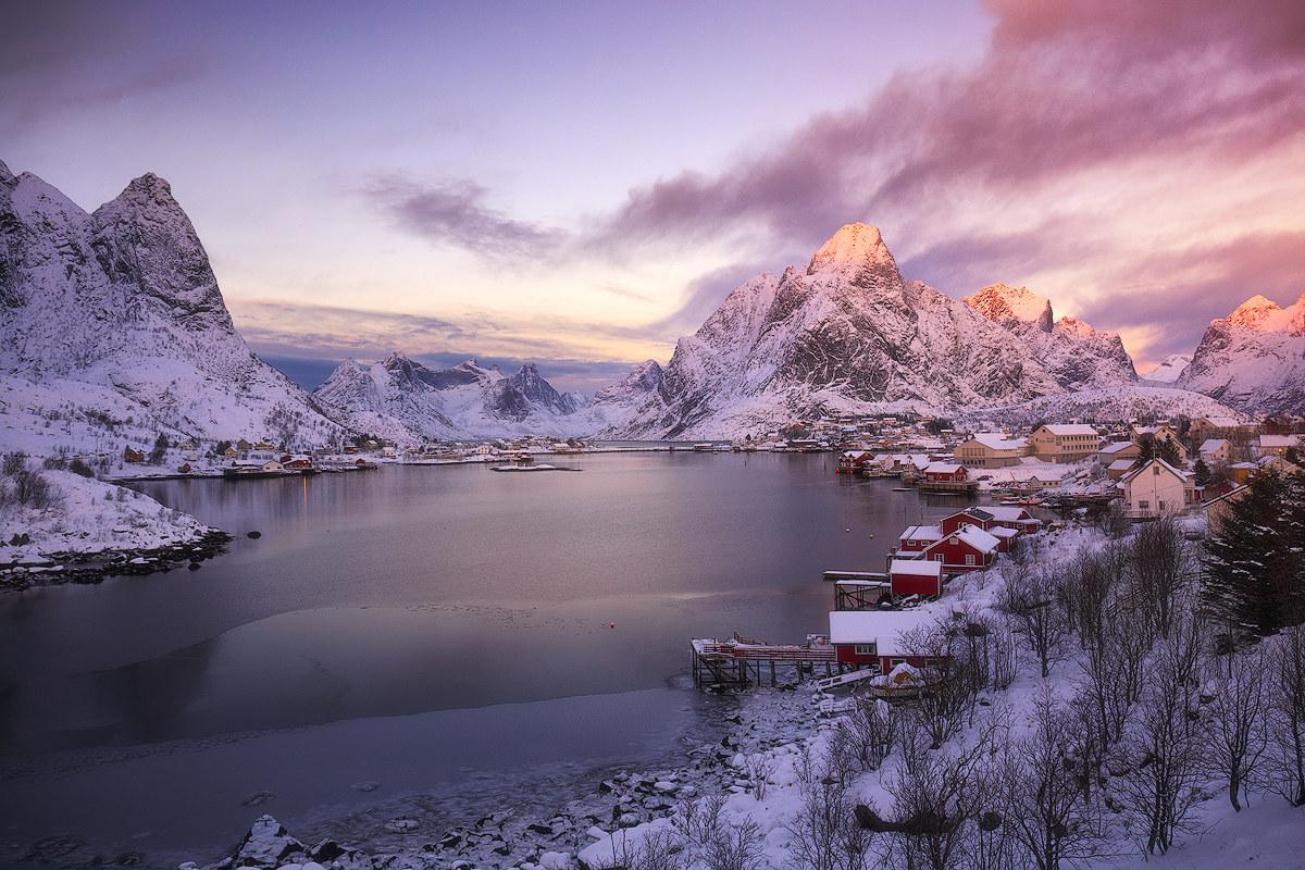 Reine, Norway...