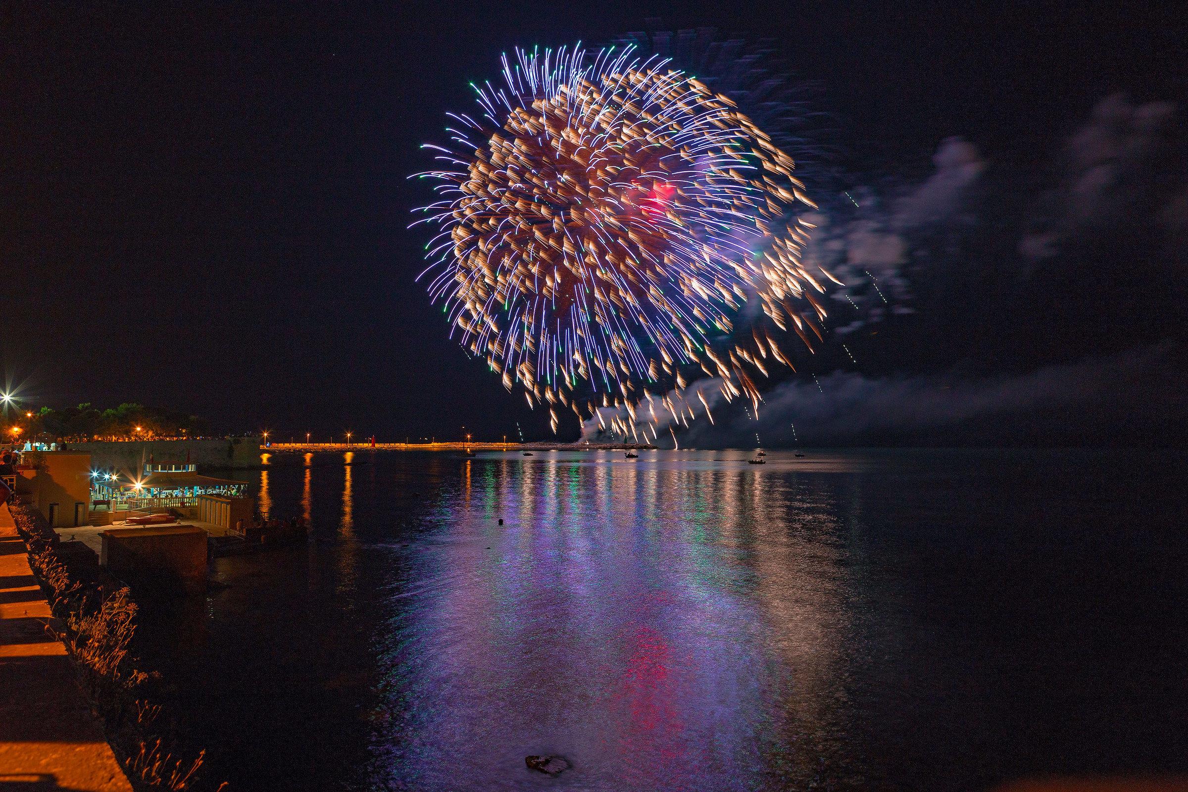 Trani 2016 Fireworks 2...