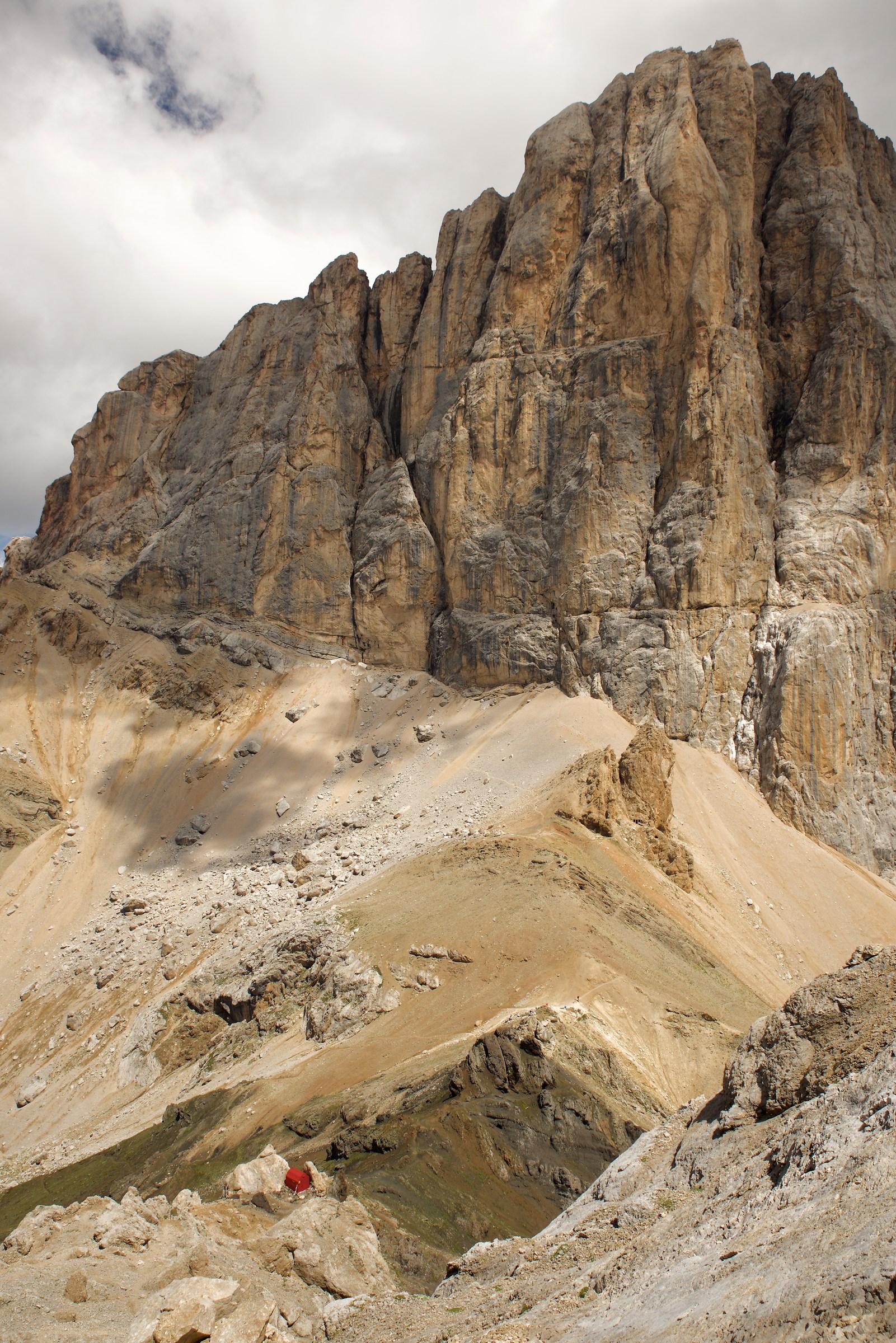 Passo Ombretta Marmolada...