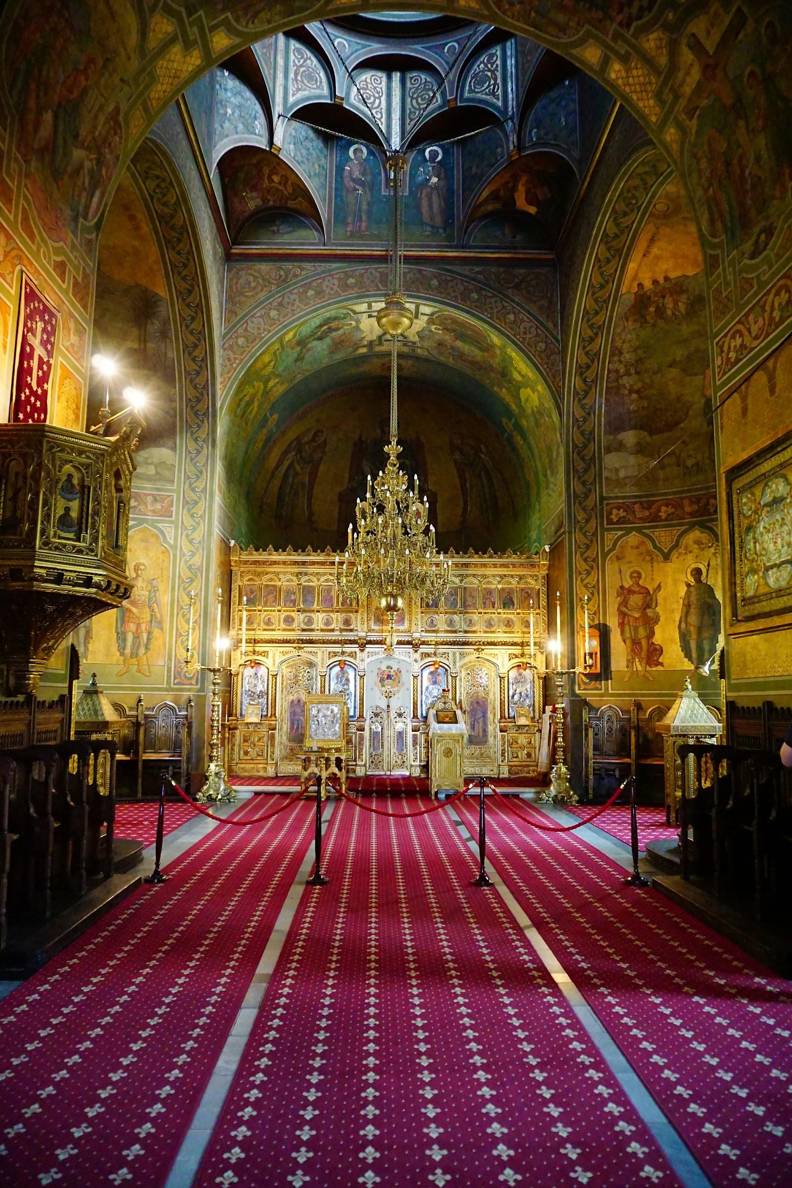 Manastirea Sinaia...
