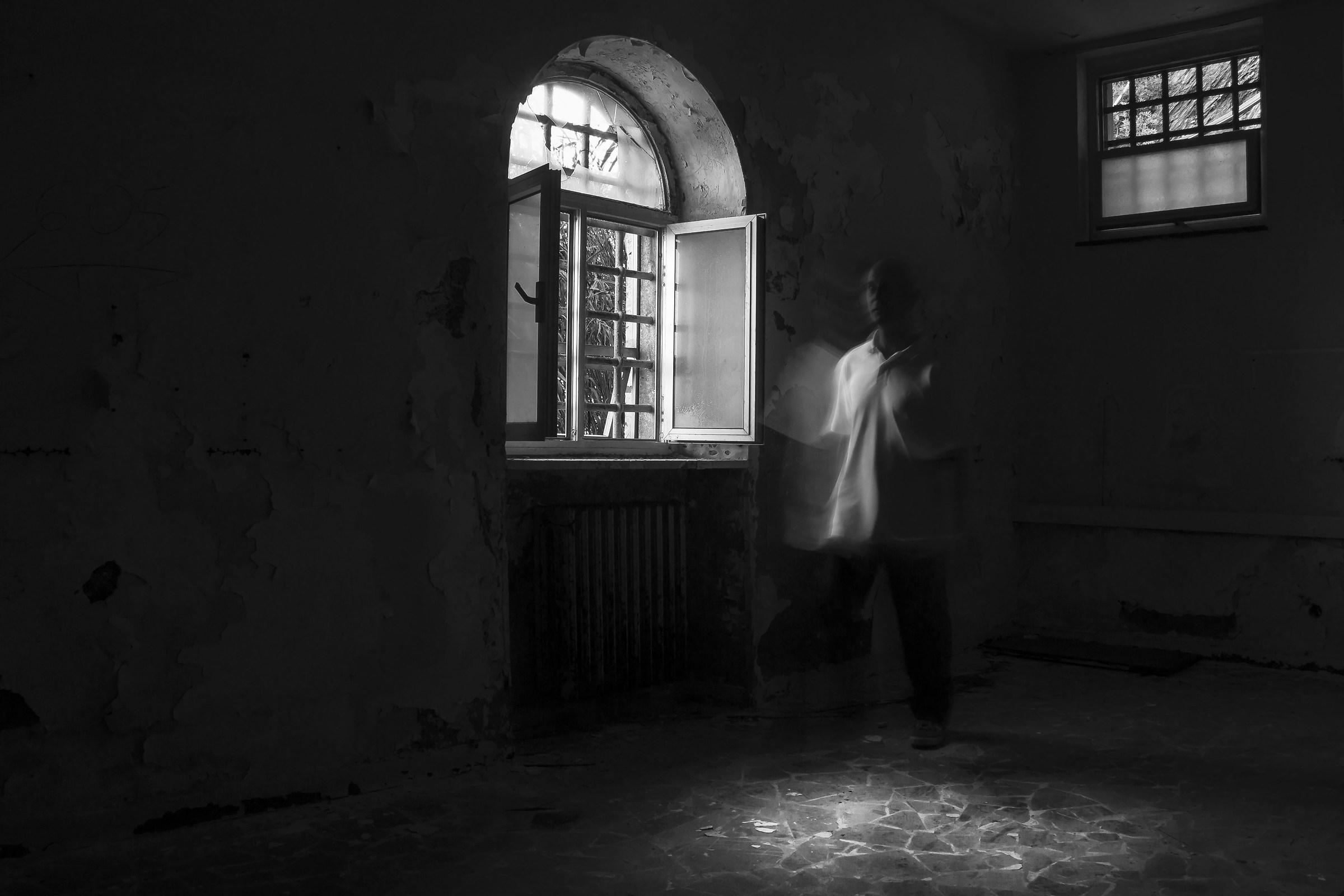 presences in the dark...