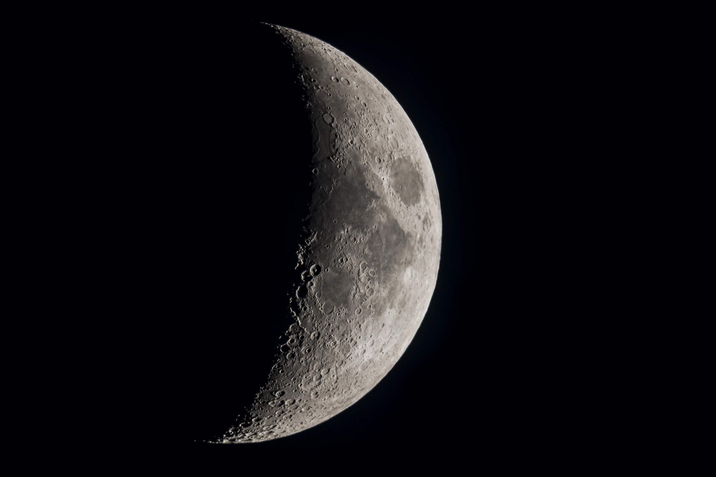 Close as the Moon...