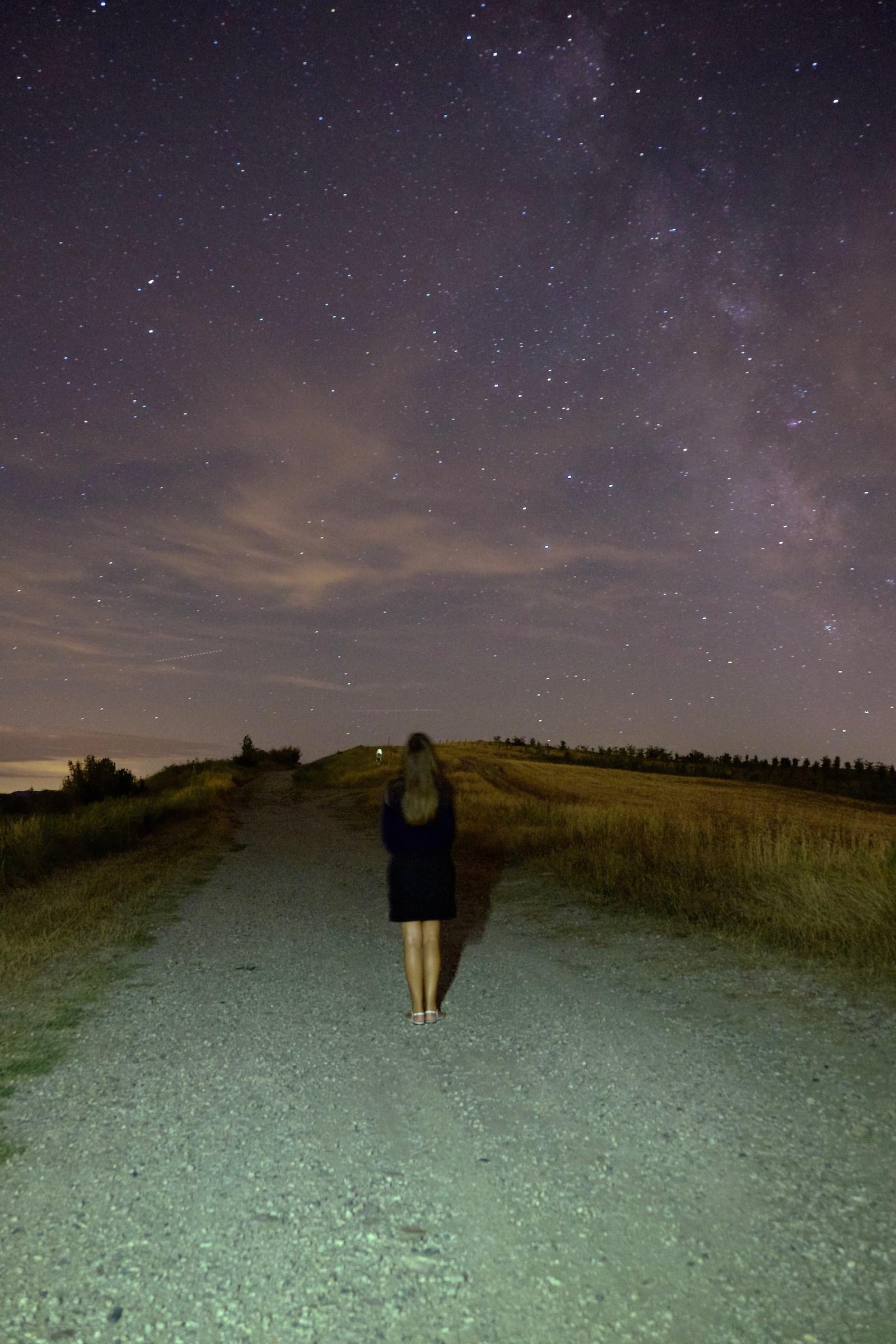 Walk among the stars...