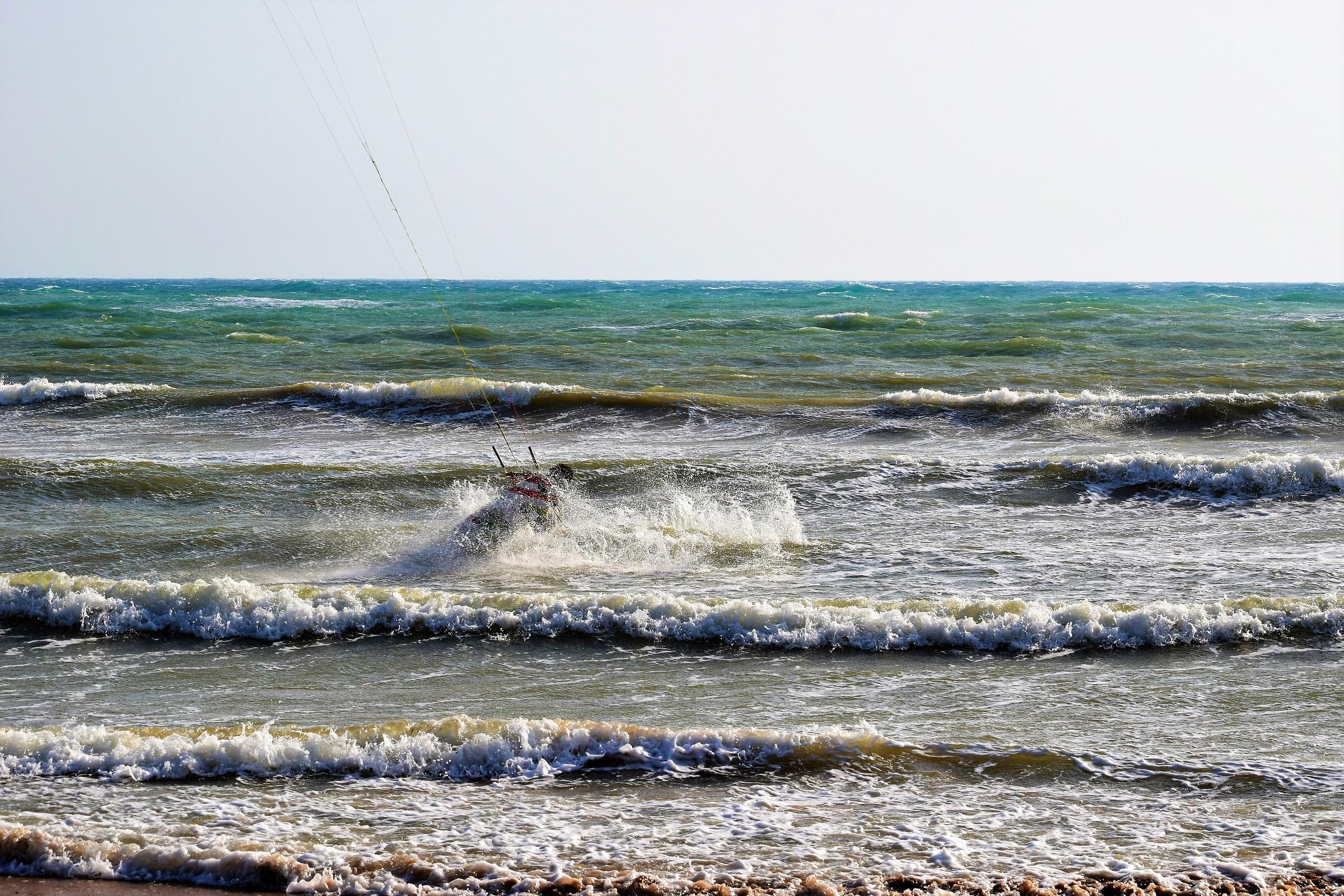 surfing kit in Punta Secca...