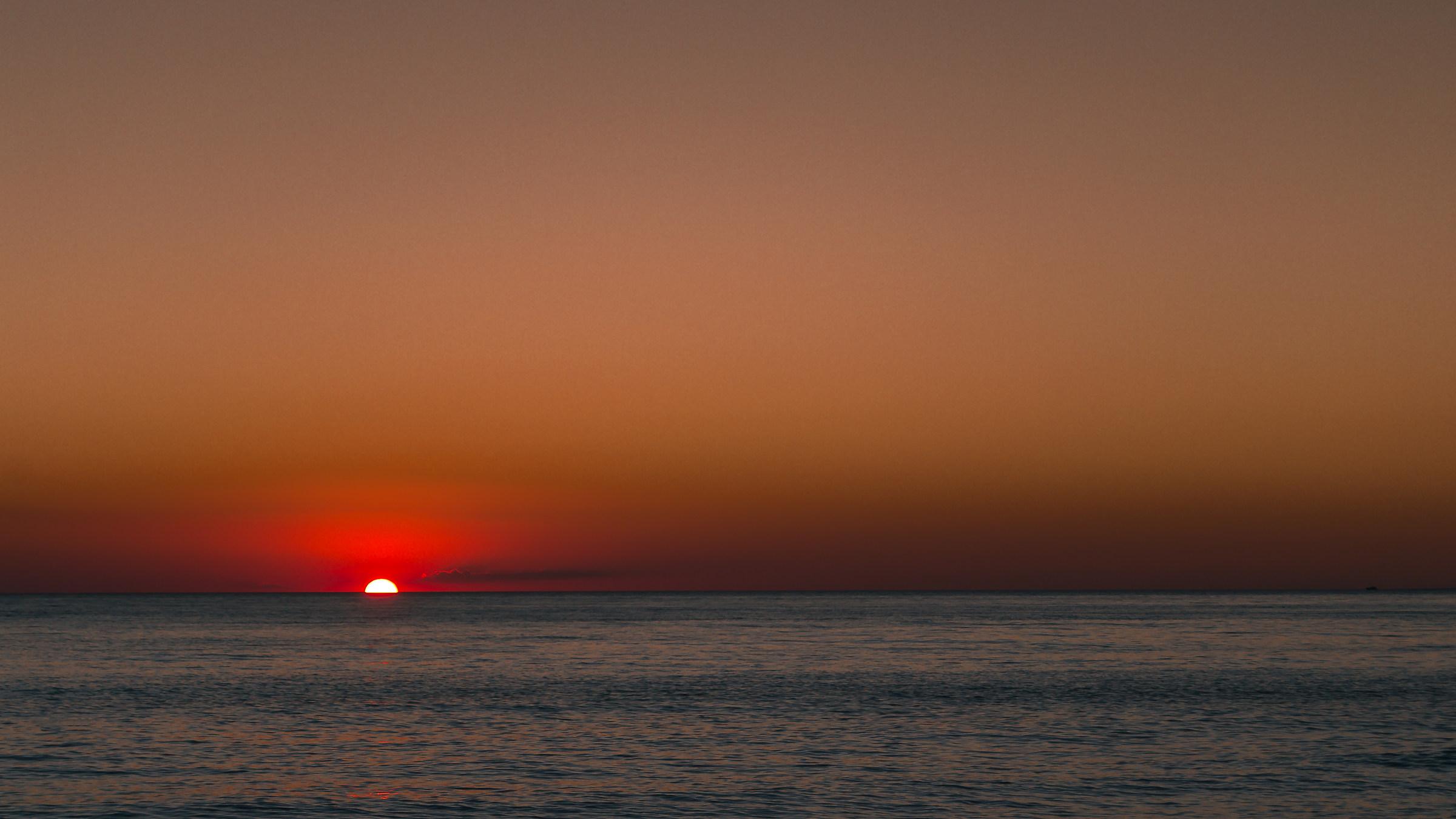 tramonto a Gallipoli...