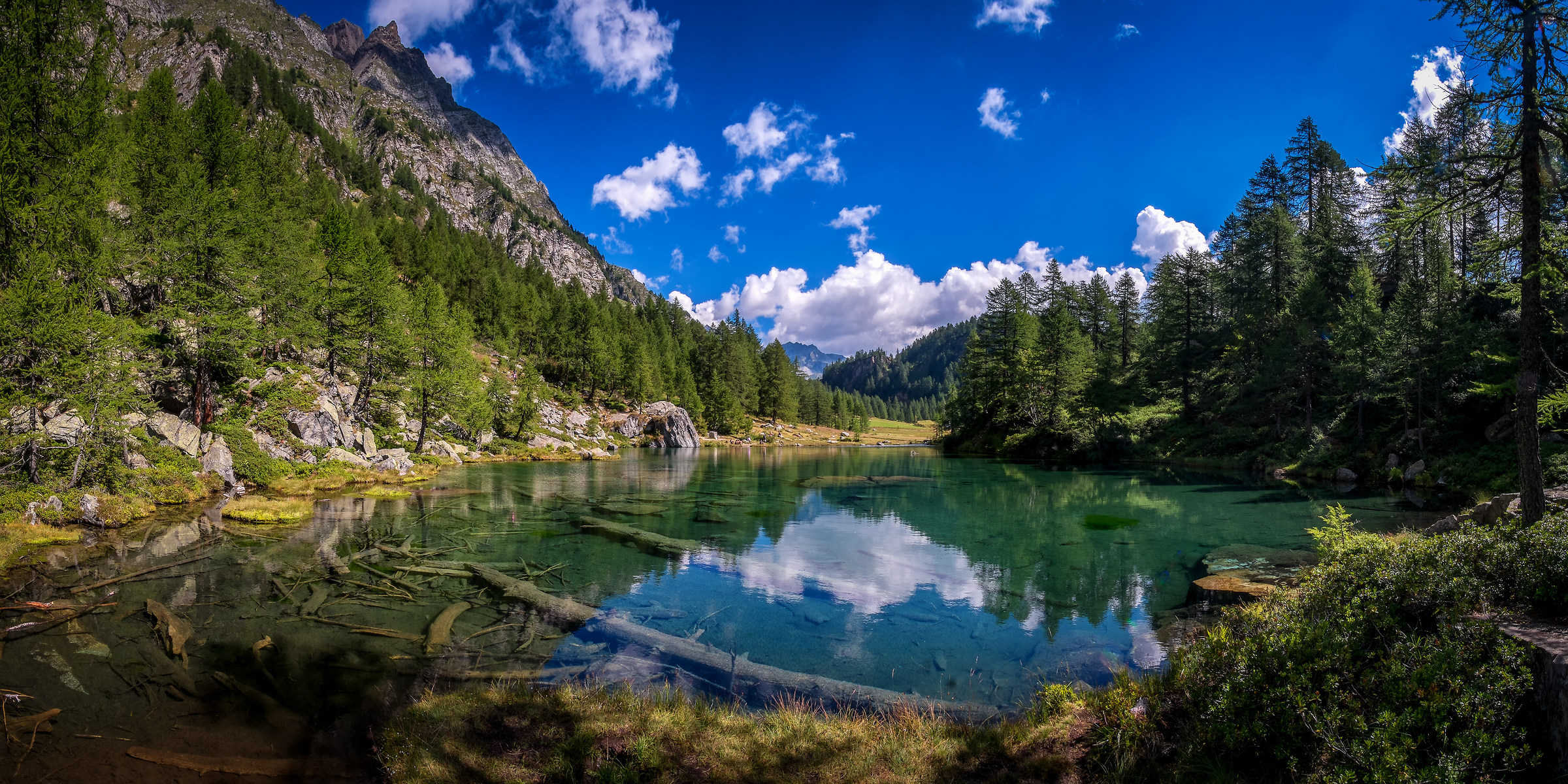 Lake of the Witches, Crampiolo...