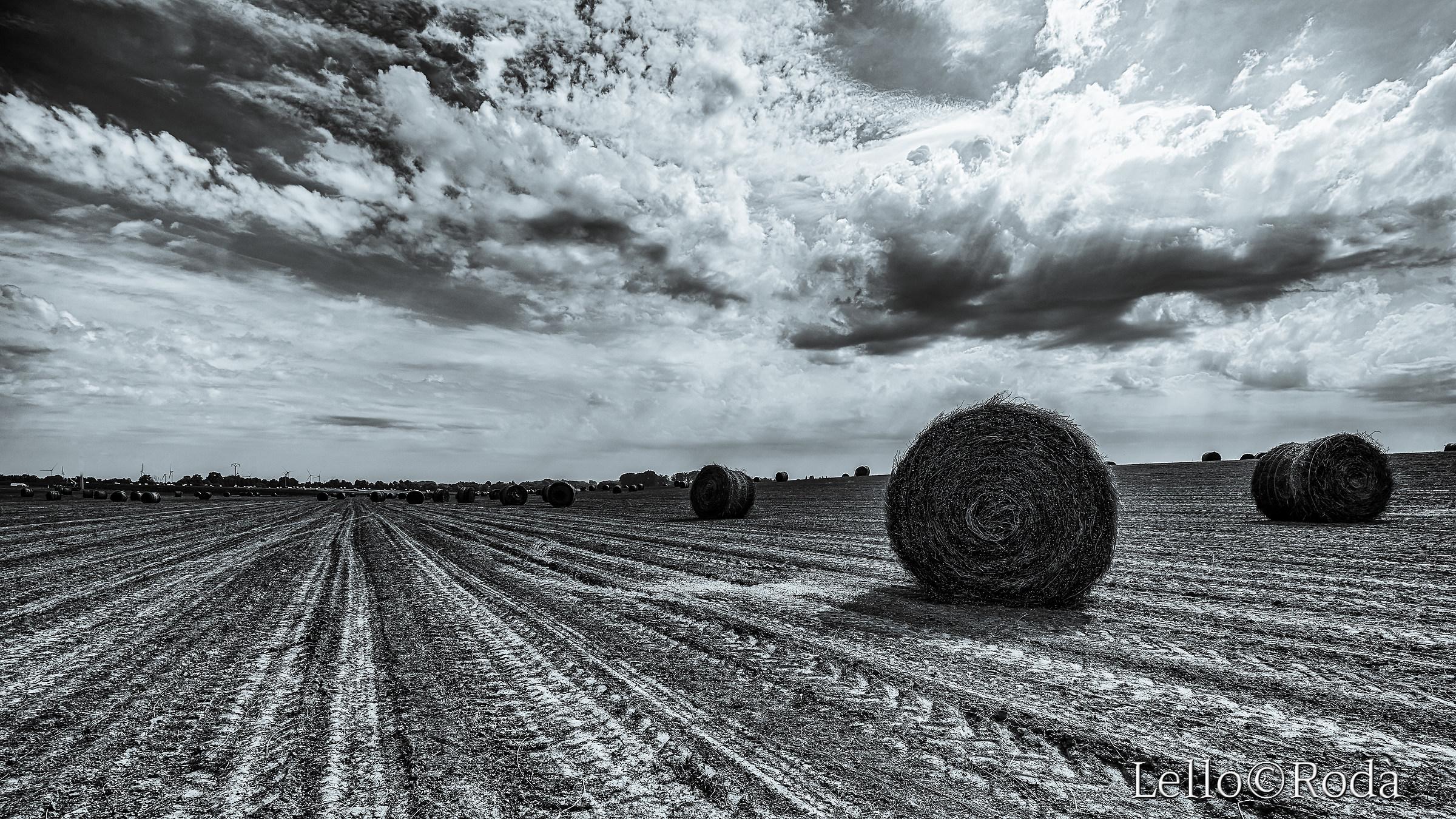 Belgian countryside...