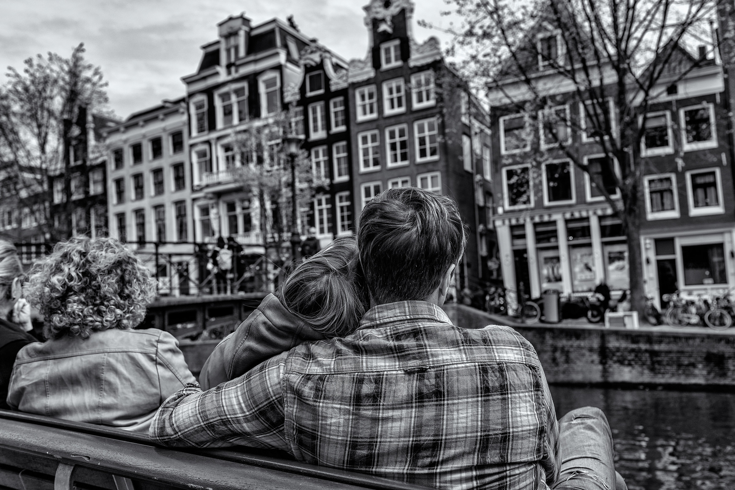 Love does not always have a price ... in Amsterdam ......