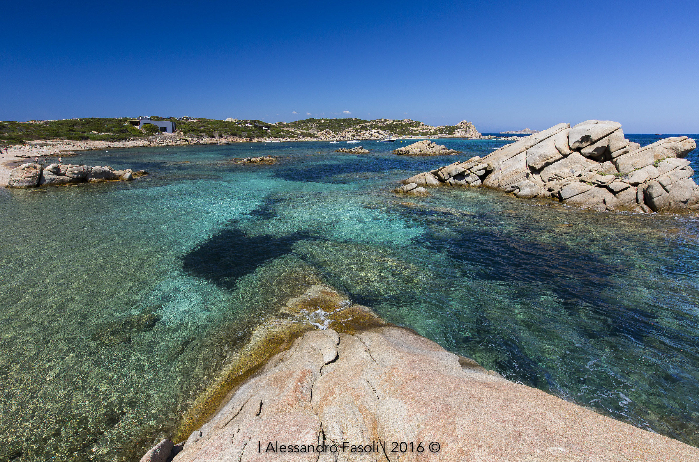 The Magnificent colors of Sardinia...