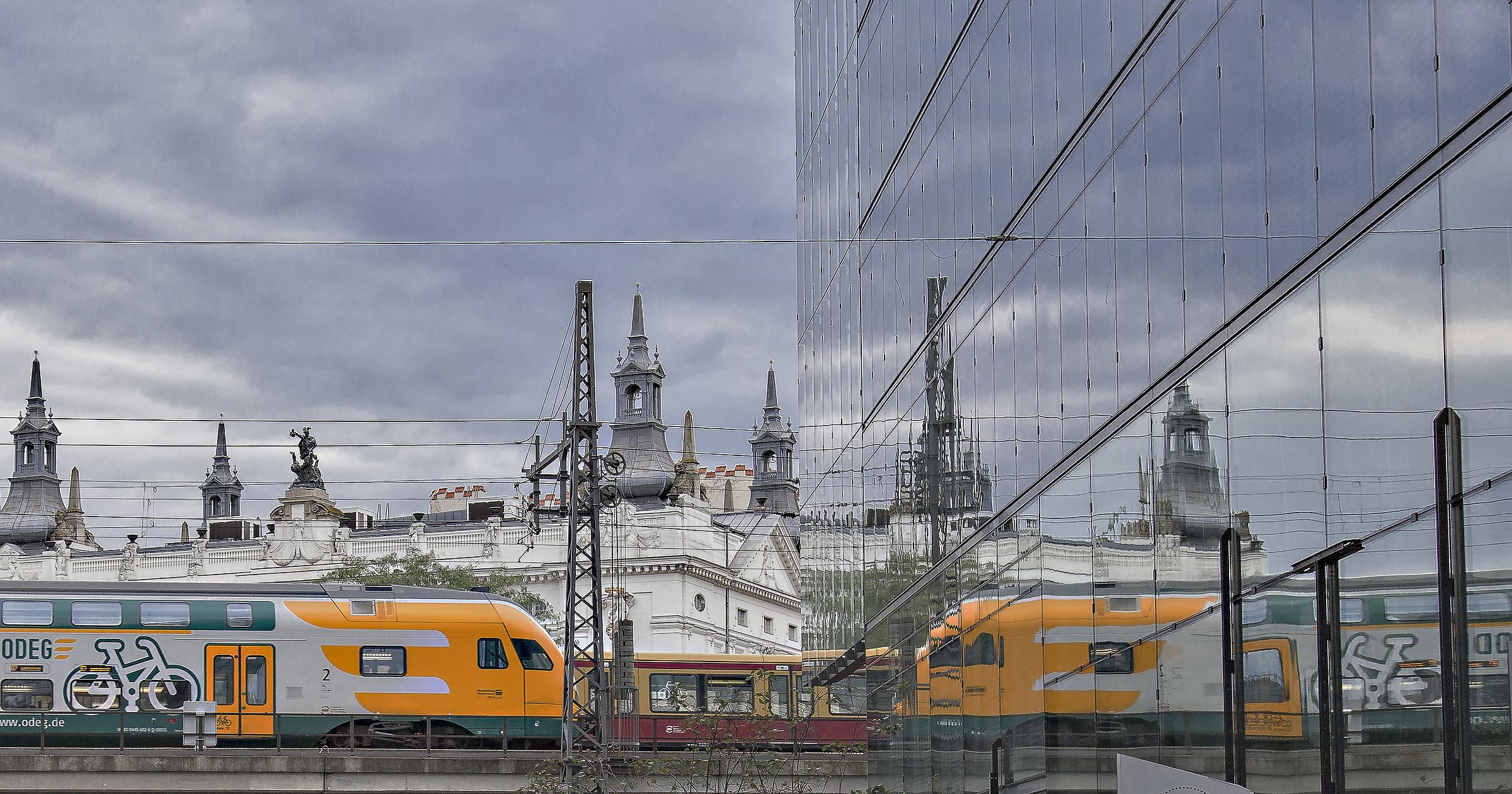 S-Bahn Berlino...