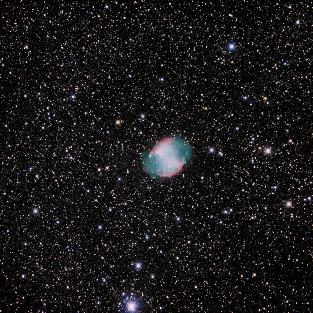 Messier 27...