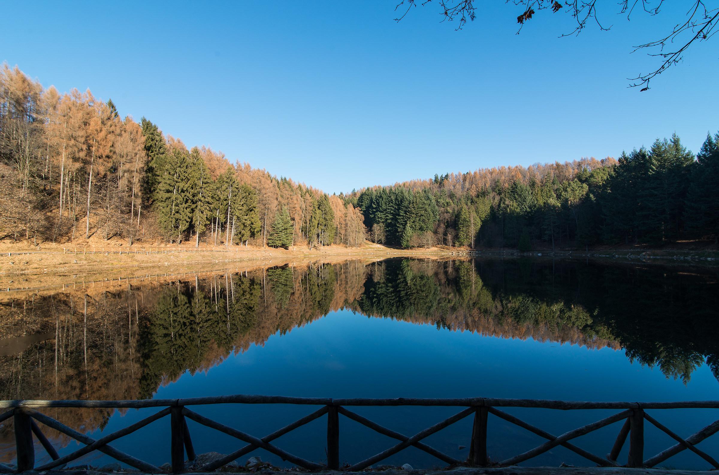 Lago di Meugliano...
